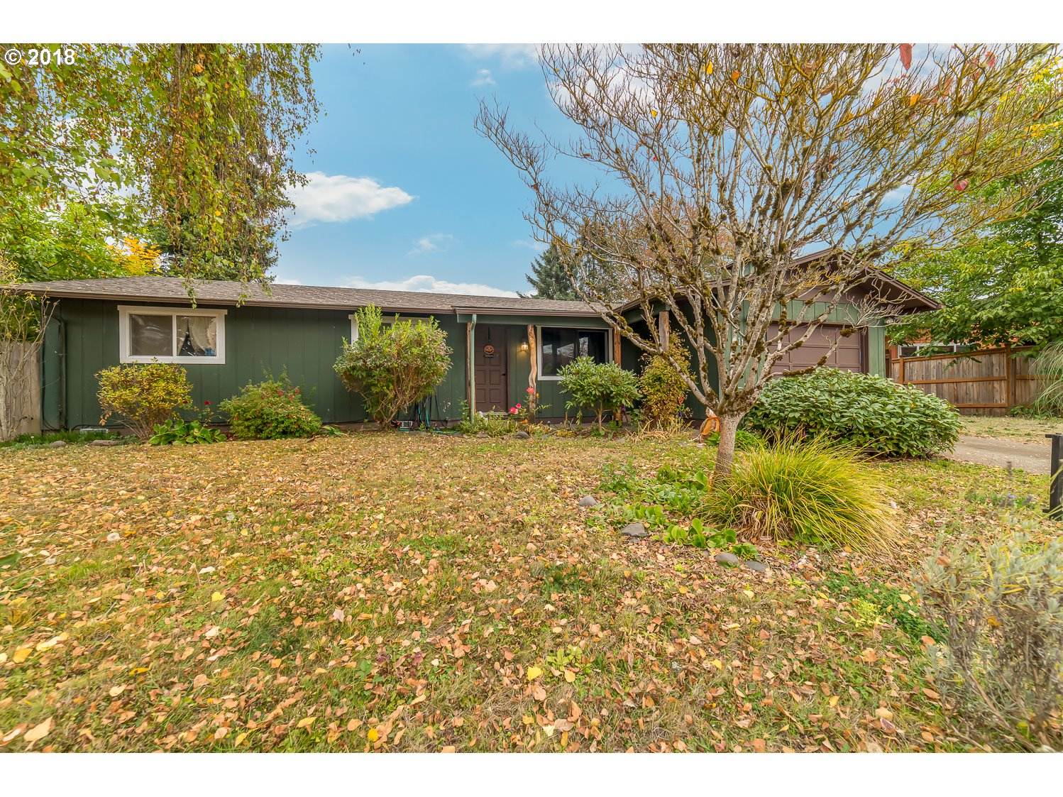 1107 57TH ST Springfield, OR 97478 - MLS #: 18574557