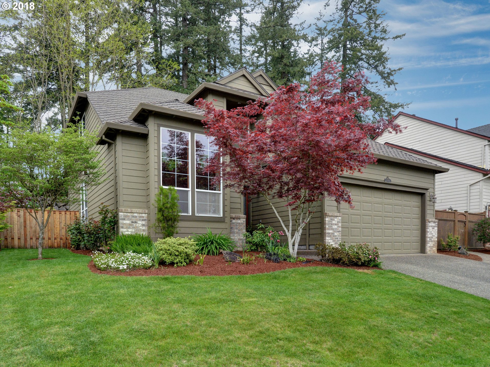 11845 SW Turnstone Ave in the Murrayhill/Progress Ridge area .  Model-home-perfect w adorable curb appeal. Cool/spacious floor plan updated to perfection in the most hip & stylish manner. Quartz counters/stone backsplash. Perfect greenbelt lot w amazing water feature & gazebo. Close to Murrayhill & great Progress Ridge shops/entertainment. Great schools... Scholls Heights/Mountainside. Roof, furnace, H2O updated!