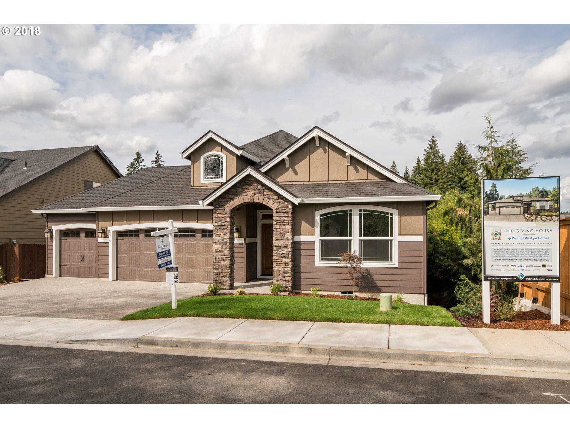 5414 NE 124TH ST Vancouver, WA 98686 - MLS #: 18583799