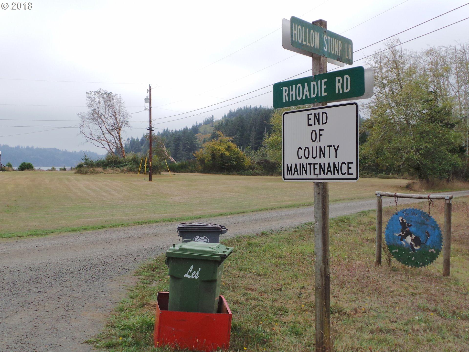 0 Rhoadie RD North Bend, OR 97459 - MLS #: 18592405