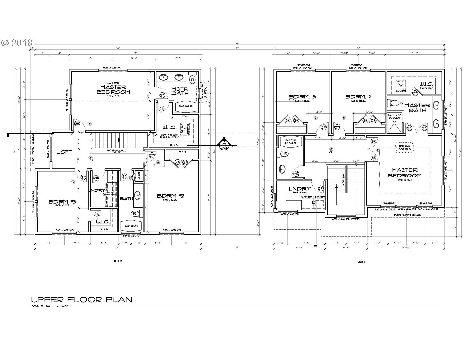3784 SE Raymond ST Unit 2 Portland, OR 97202 - MLS #: 18595479