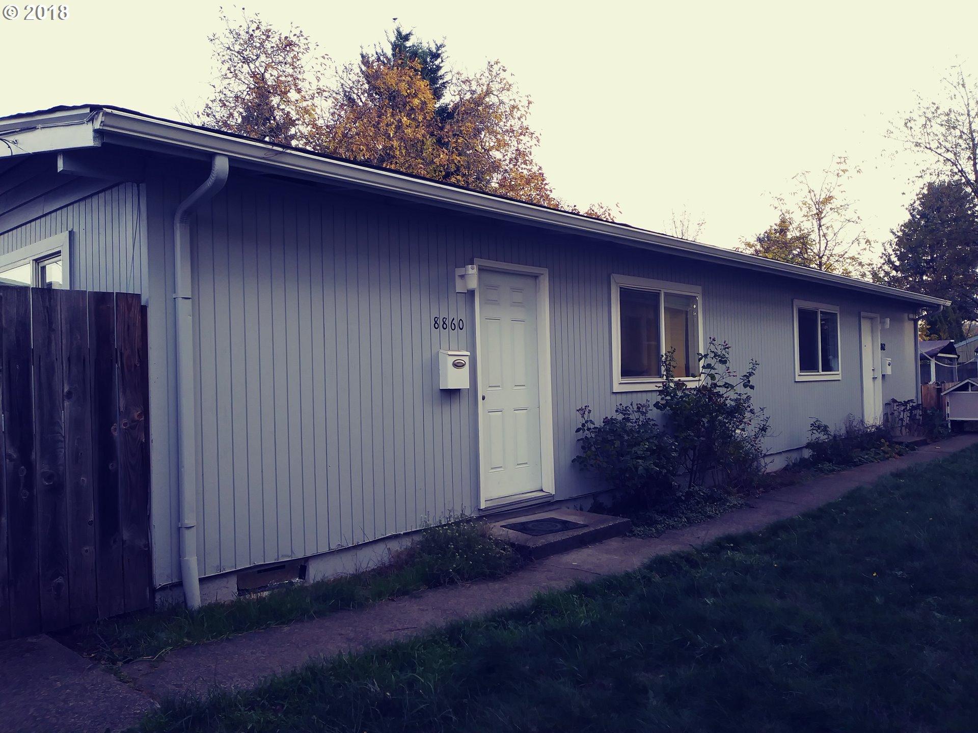 8860 SE ELLIS ST Portland, OR 97266 - MLS #: 18596720
