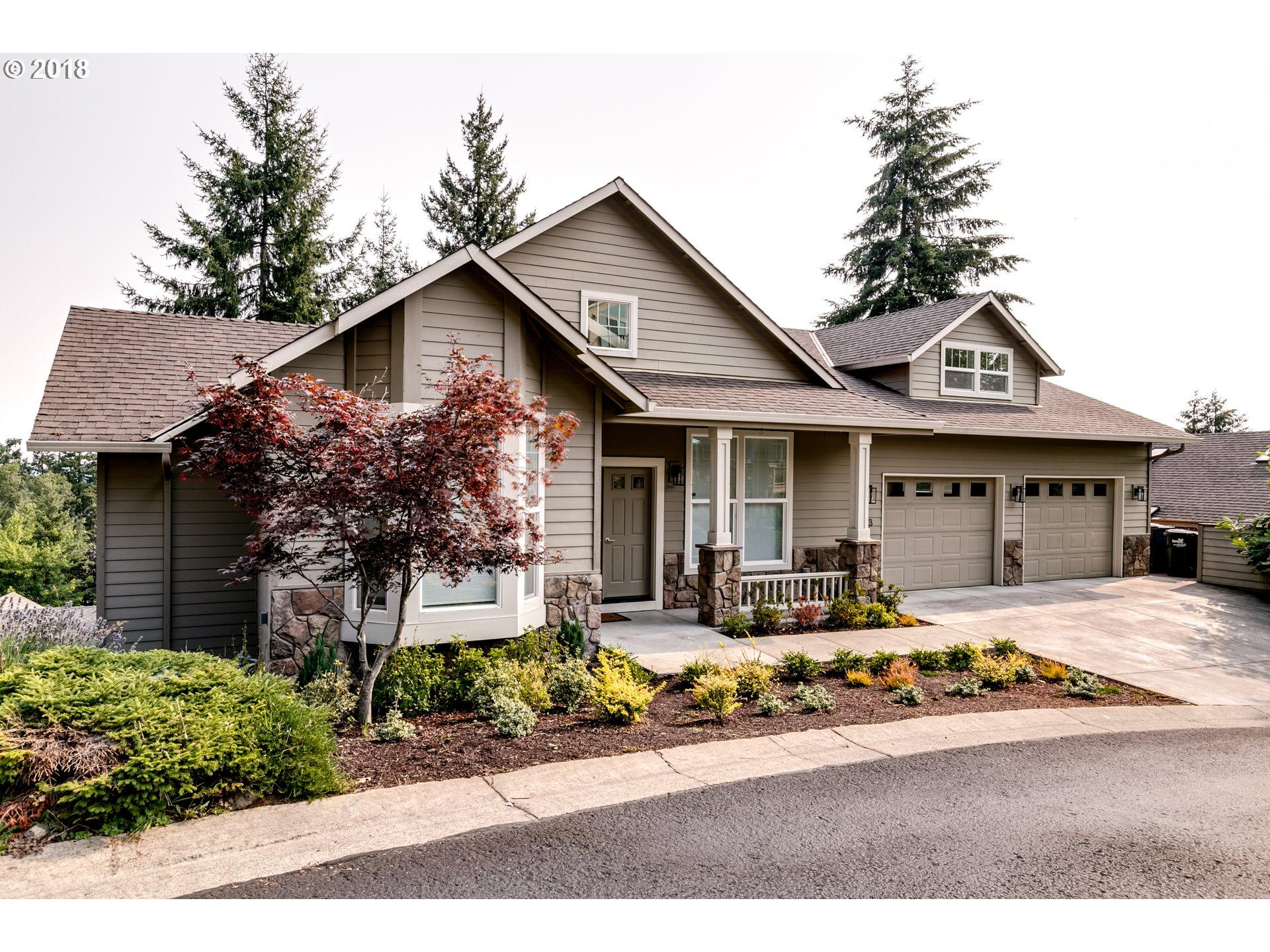 3343 BENTLEY AVE Eugene, OR 97405 - MLS #: 18600488