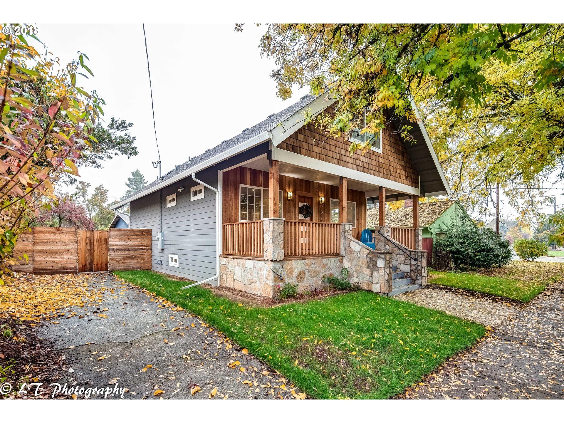 7513 N IVANHOE ST Portland, OR 97203 - MLS #: 18615637