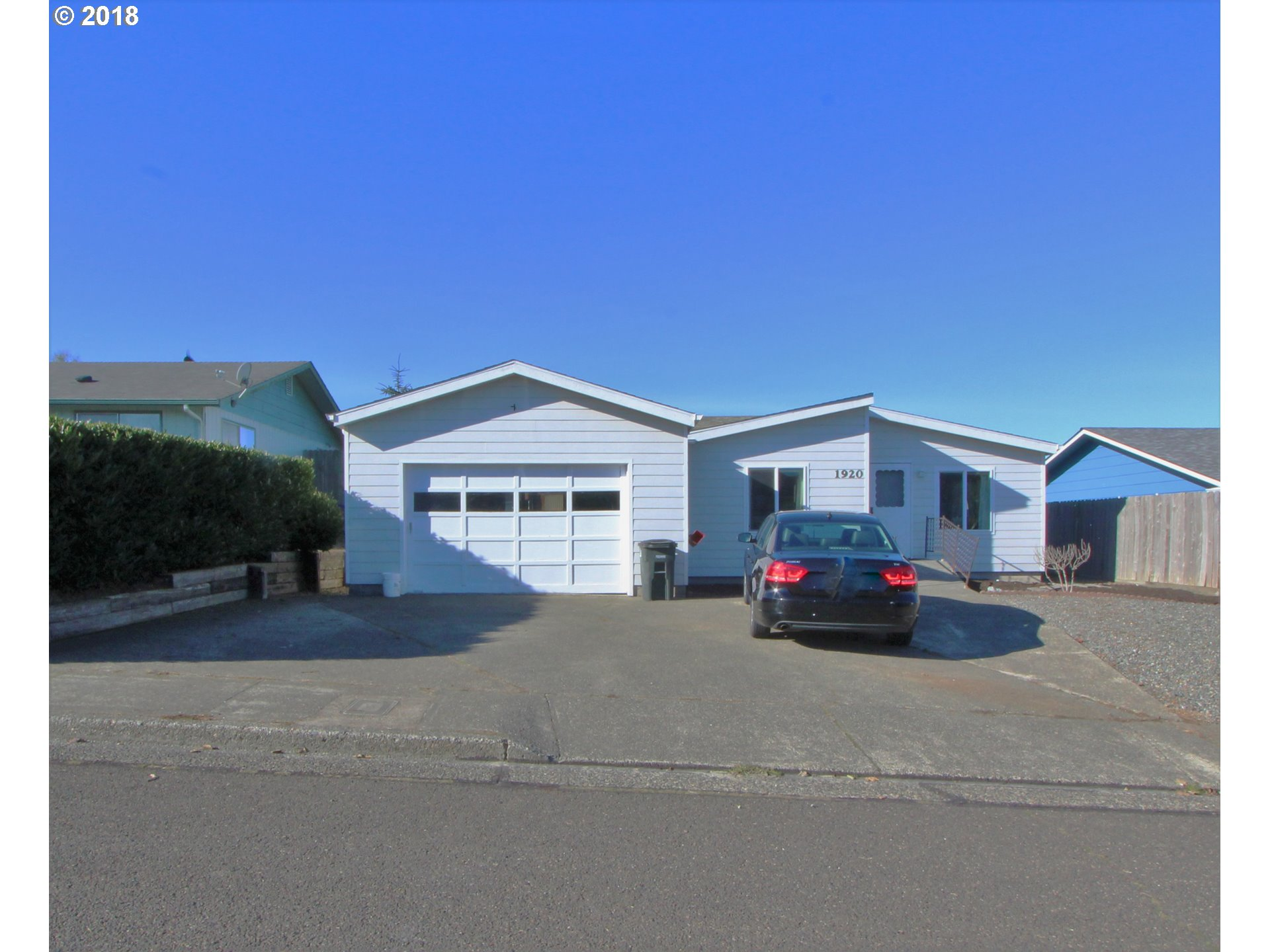 1920 HAYES North Bend, OR 97459 - MLS #: 18624531