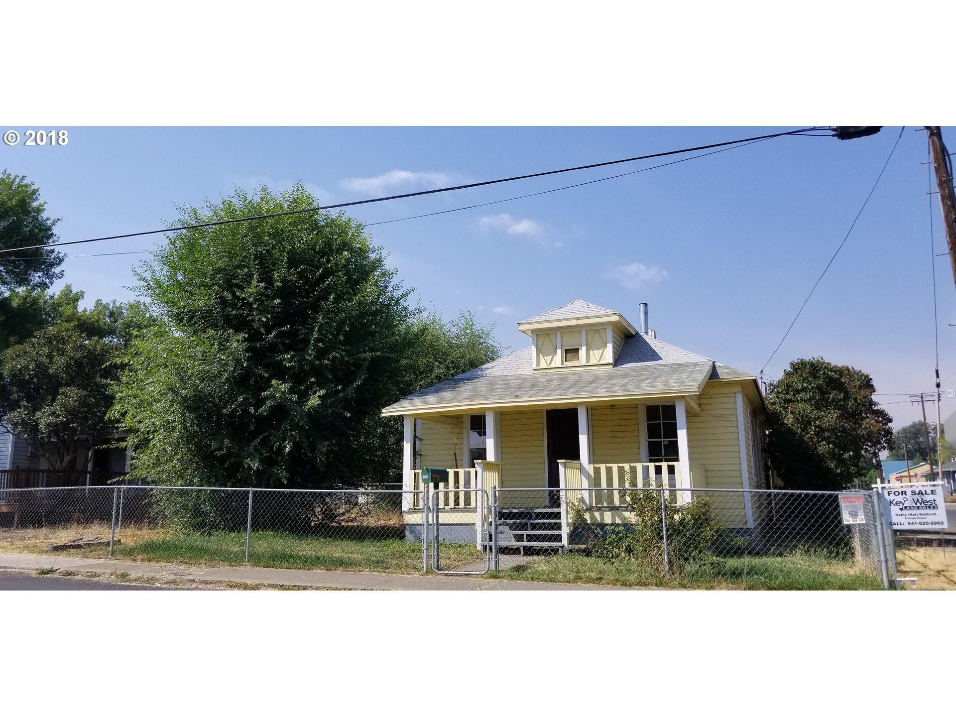 160 NE DAYTON ST John Day, OR 97845 - MLS #: 18626322