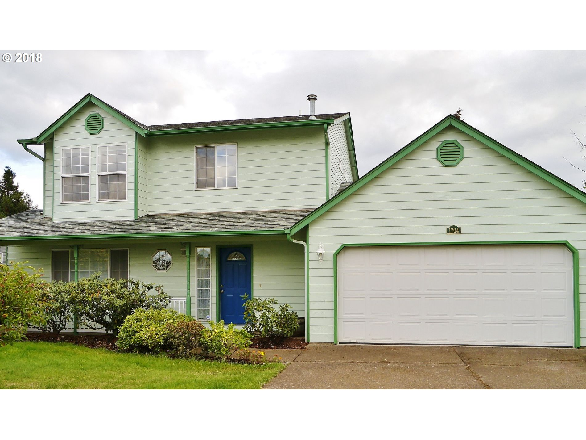 1704 NW AMMON ST Salem, OR 97304 - MLS #: 18631702