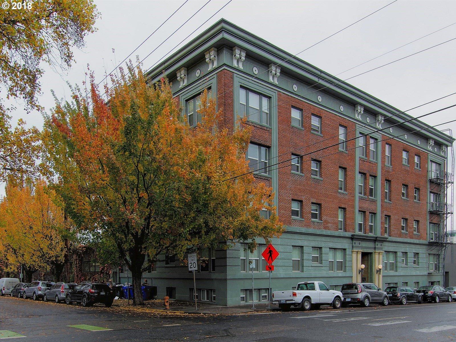 1631 NW EVERETT ST Unit 100 Portland, OR 97209 - MLS #: 18641626