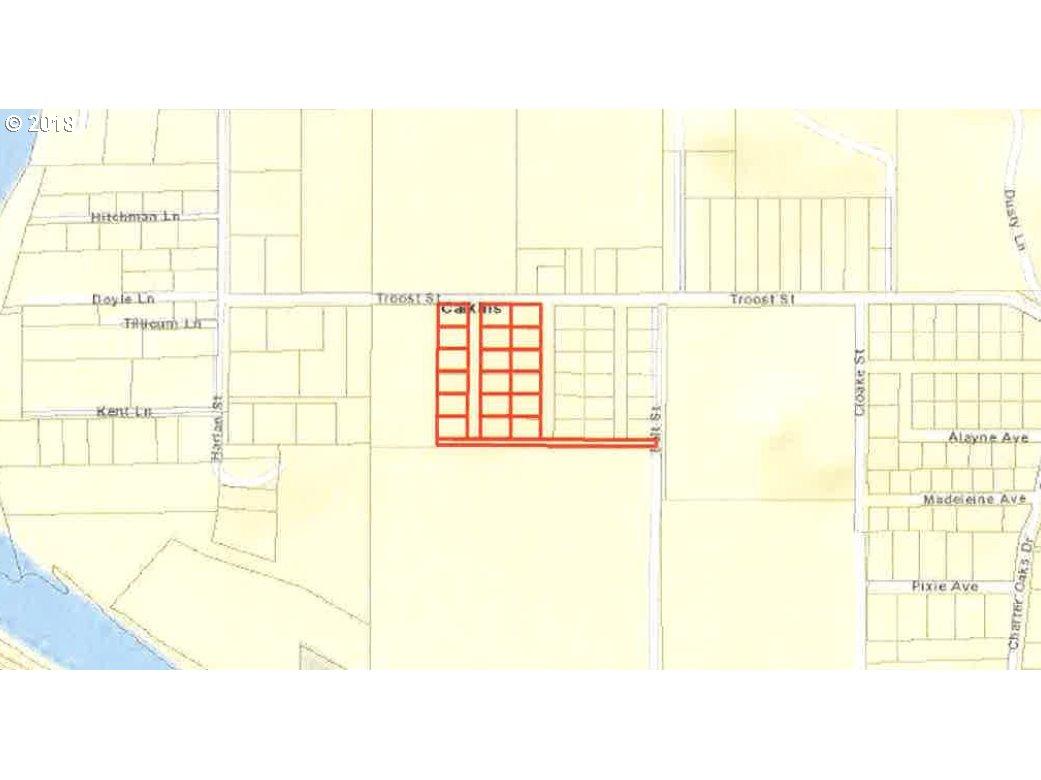0 TROOST ST Roseburg, OR 97471 - MLS #: 18643692