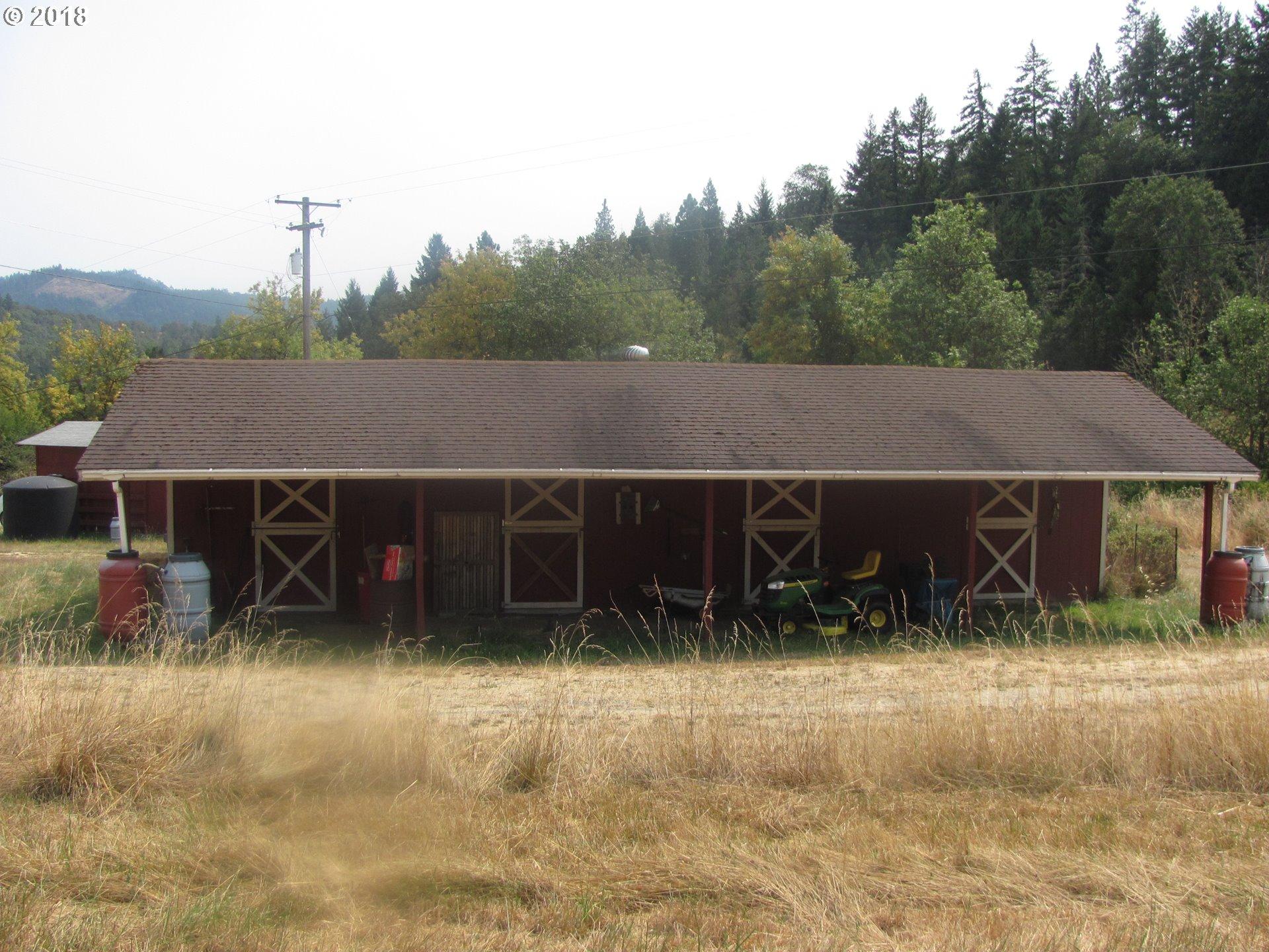 573 SPRING BROOK RD Myrtle Creek, OR 97457 - MLS #: 18650178