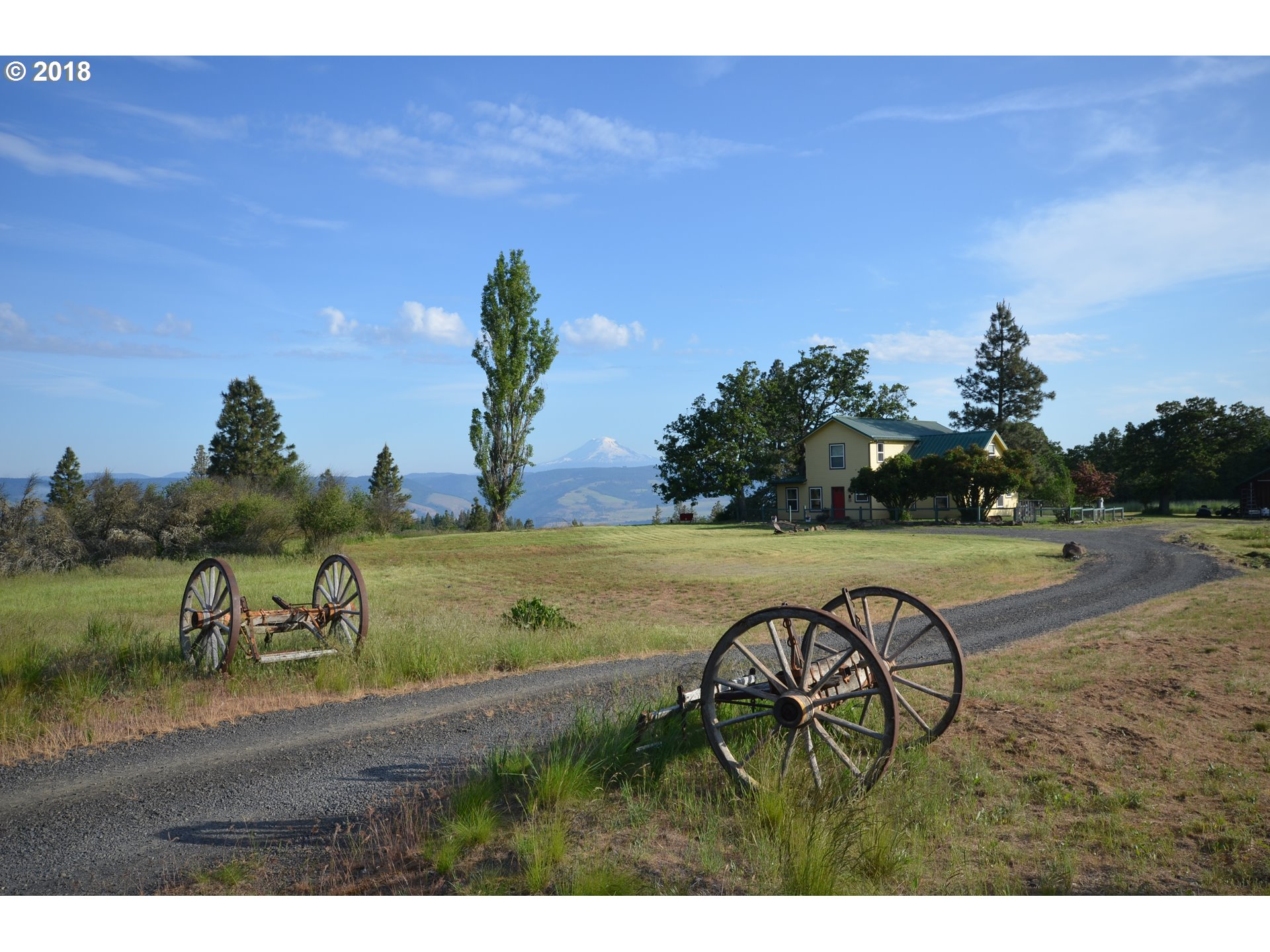 7447 SEVEN MILE HILL RD Mosier, OR 97040 - MLS #: 18665490