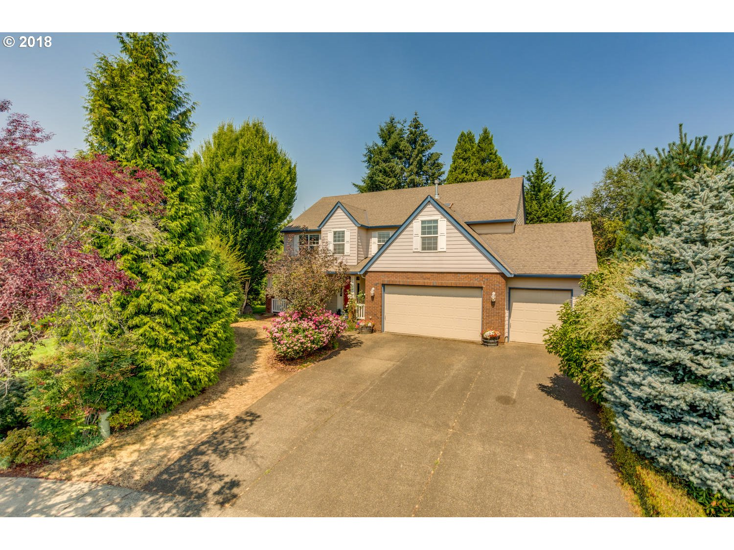12052 MCCORD HEIGHTS CT Oregon City, OR 97045 - MLS #: 18676644