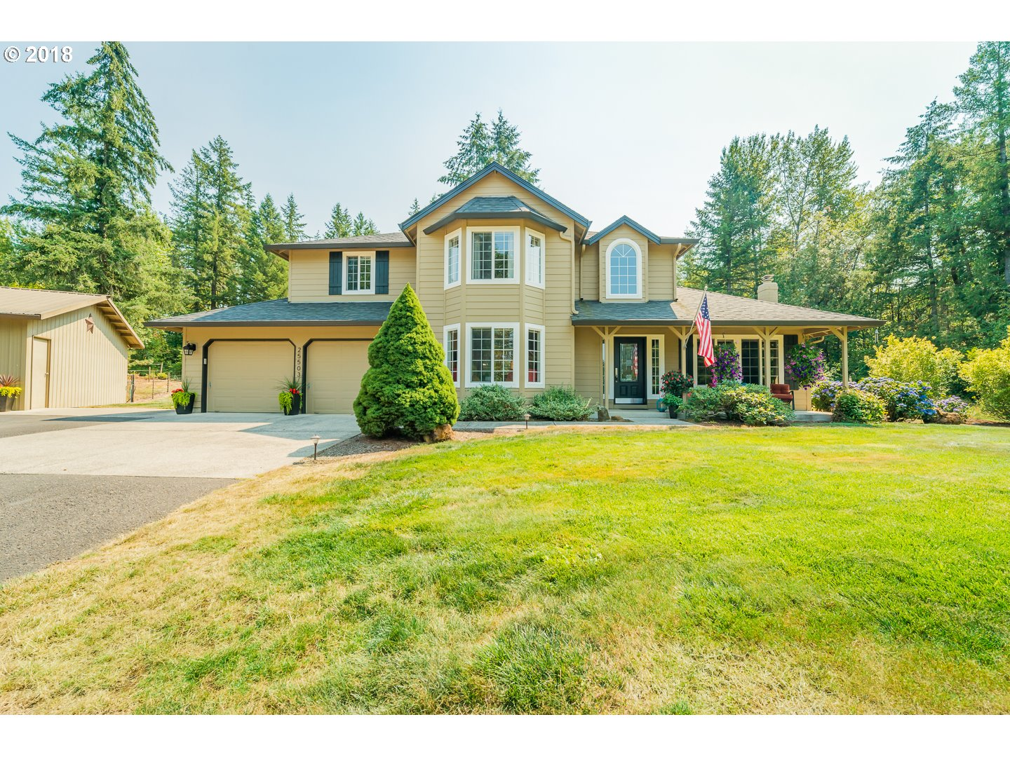25503 NE 188TH CT Battle Ground, WA 98604 - MLS #: 18678142