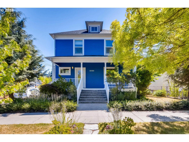 8300 N DWIGHT AVE Portland, OR 97203 - MLS #: 18679238