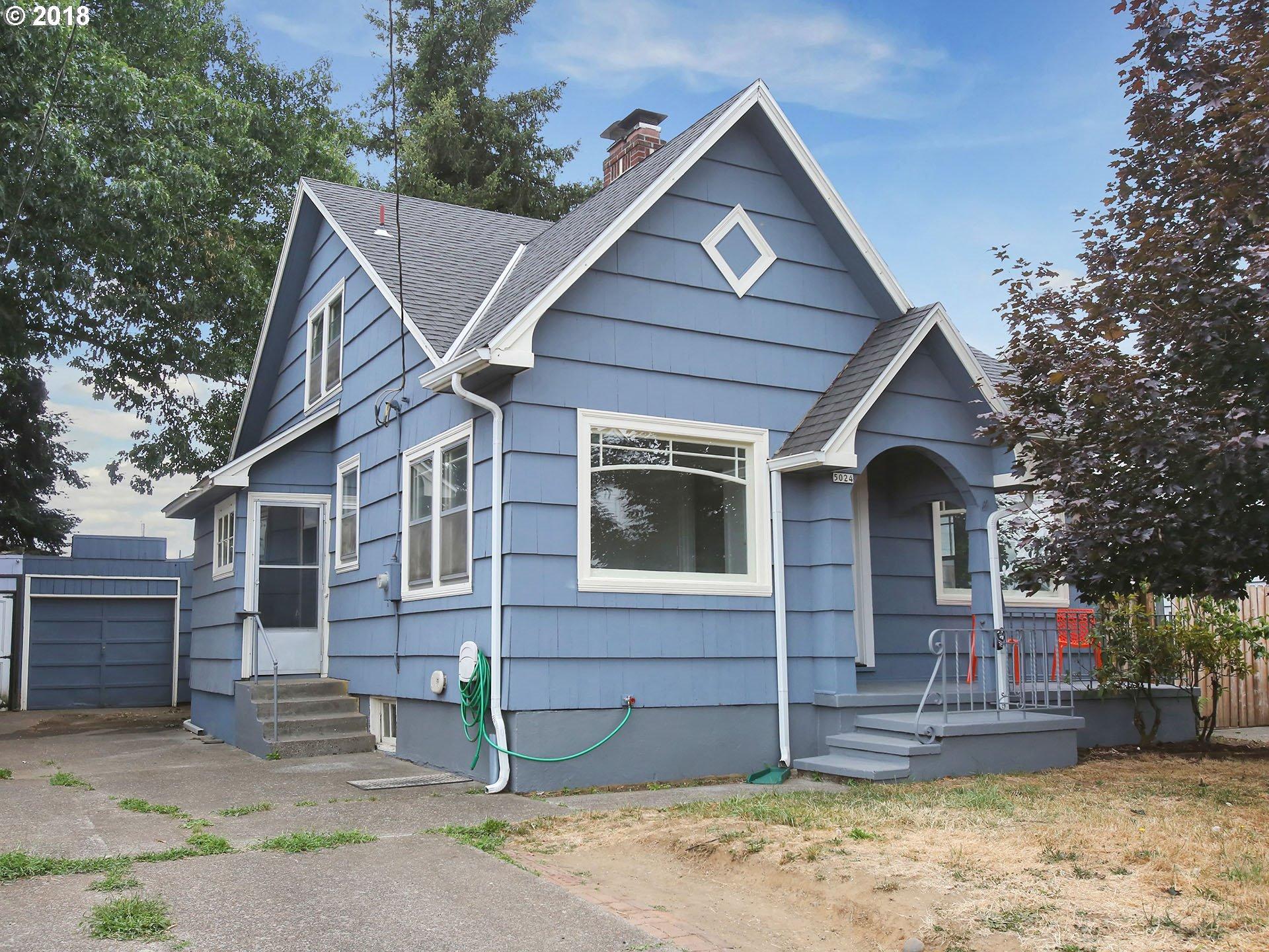 5024 SE RHONE ST Portland, OR 97206 - MLS #: 18680168