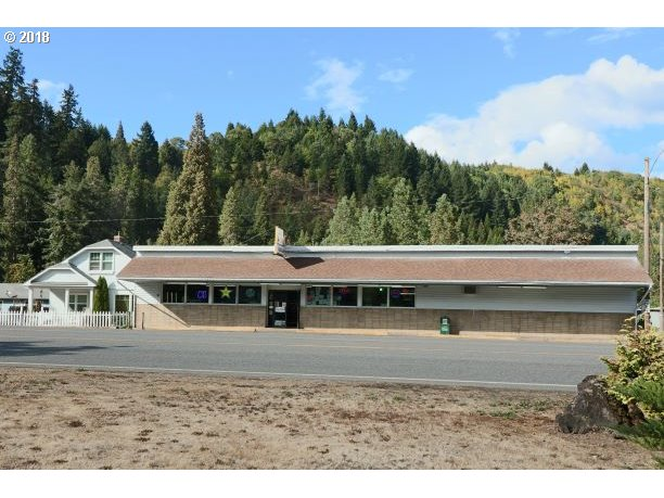 Property for sale at 47393 Hwy 58, Oakridge,  Oregon 97463