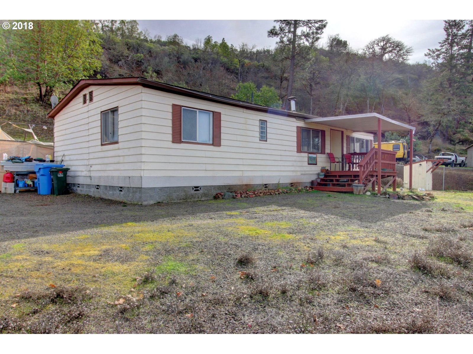 Trail, OR 2 Bedroom Home For Sale
