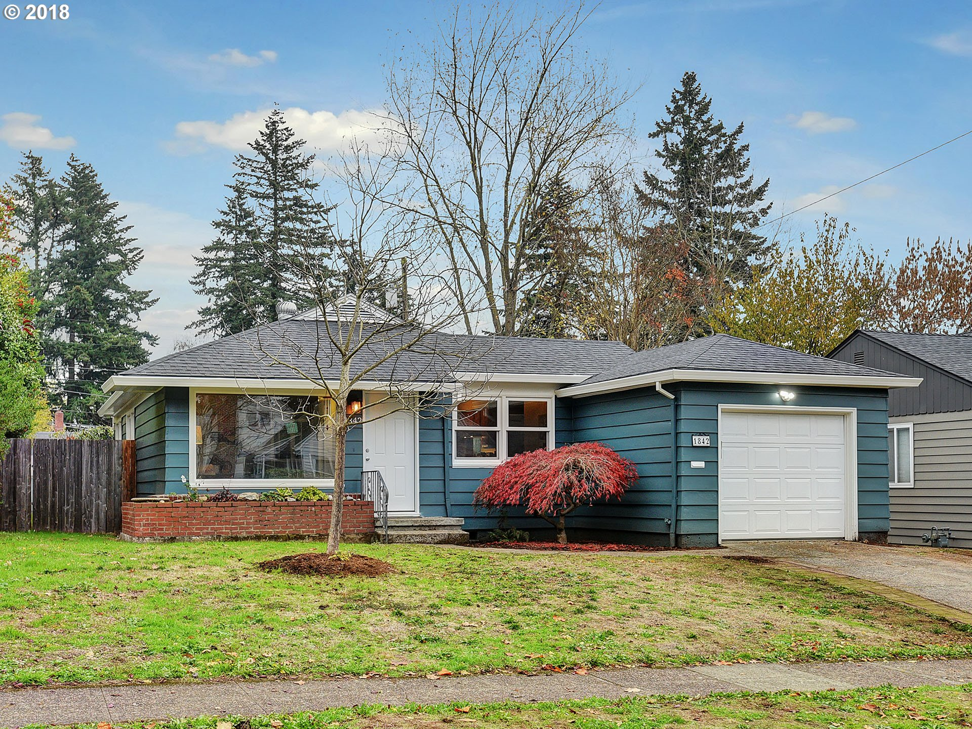 1188 sq. ft 3 bedrooms 1 bathrooms  House For Sale,Portland, OR