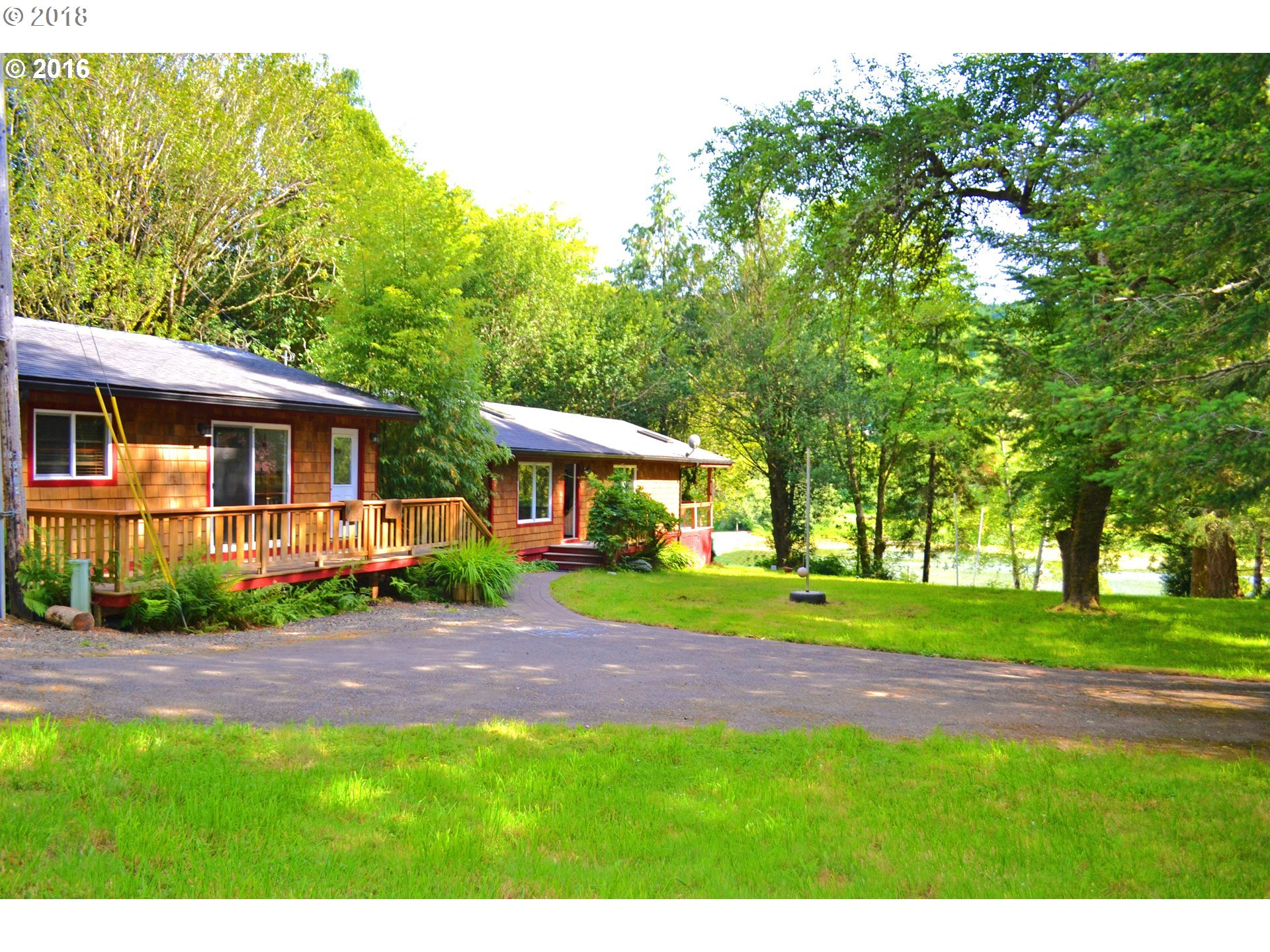 1768 sq. ft 5 bedrooms 2 bathrooms  House For Sale,Lakeside, OR
