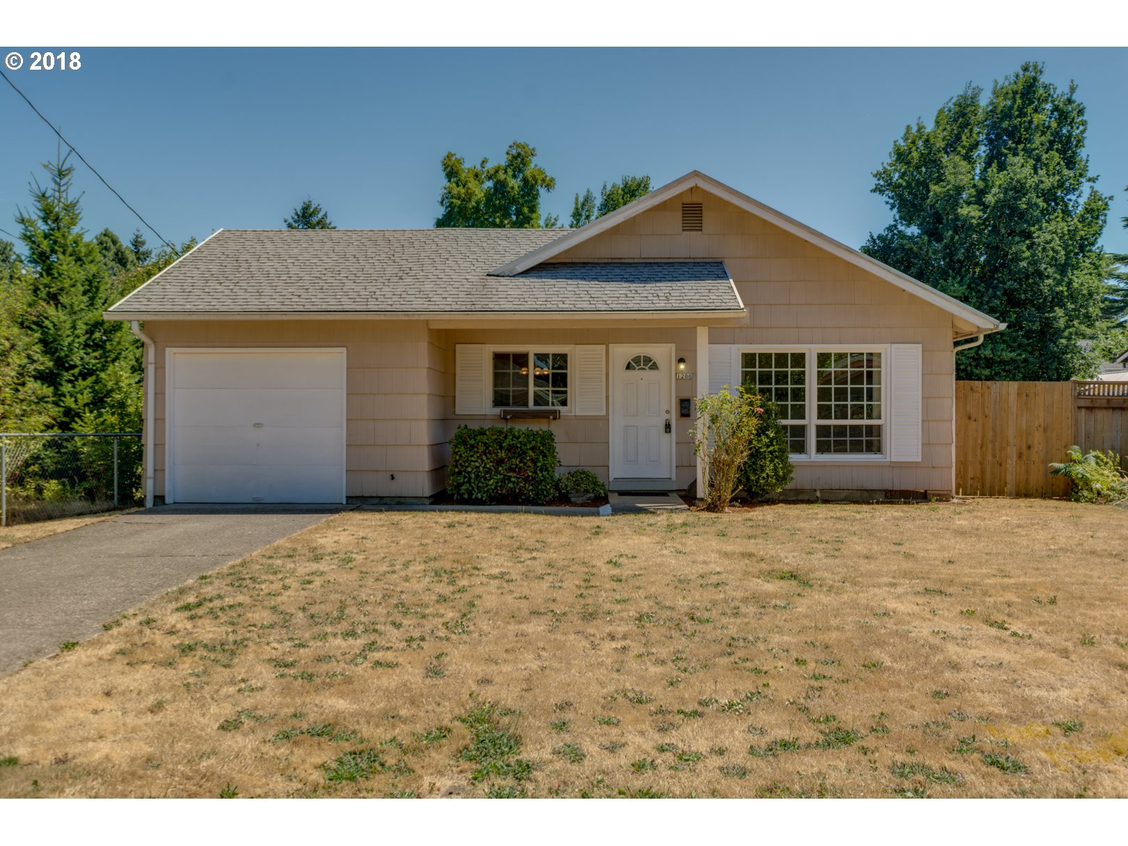875 sq. ft 3 bedrooms 1 bathrooms  House For Sale,Portland, OR