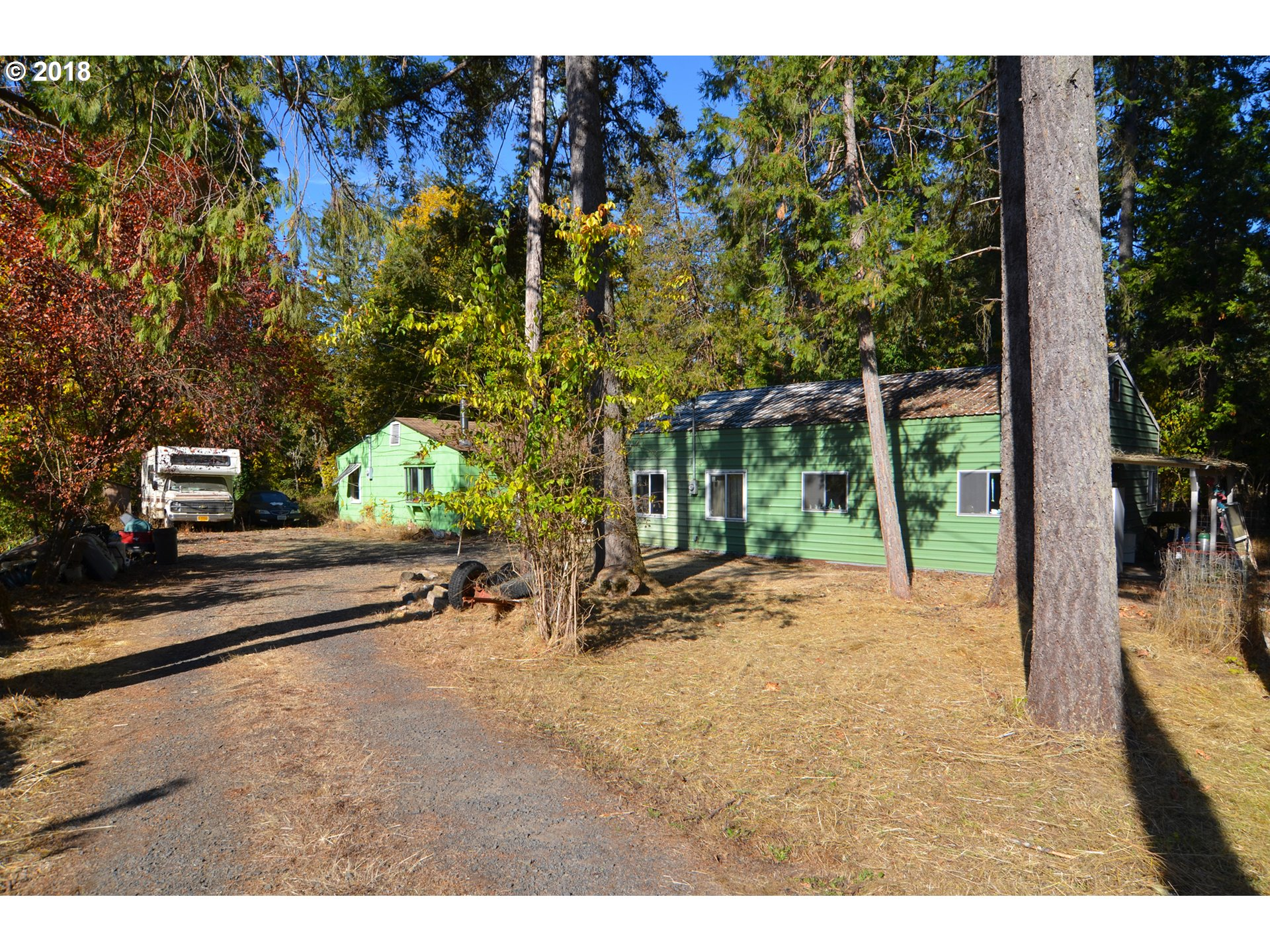 878 sq. ft 3 bedrooms 1 bathrooms  House For Sale,Dexter, OR