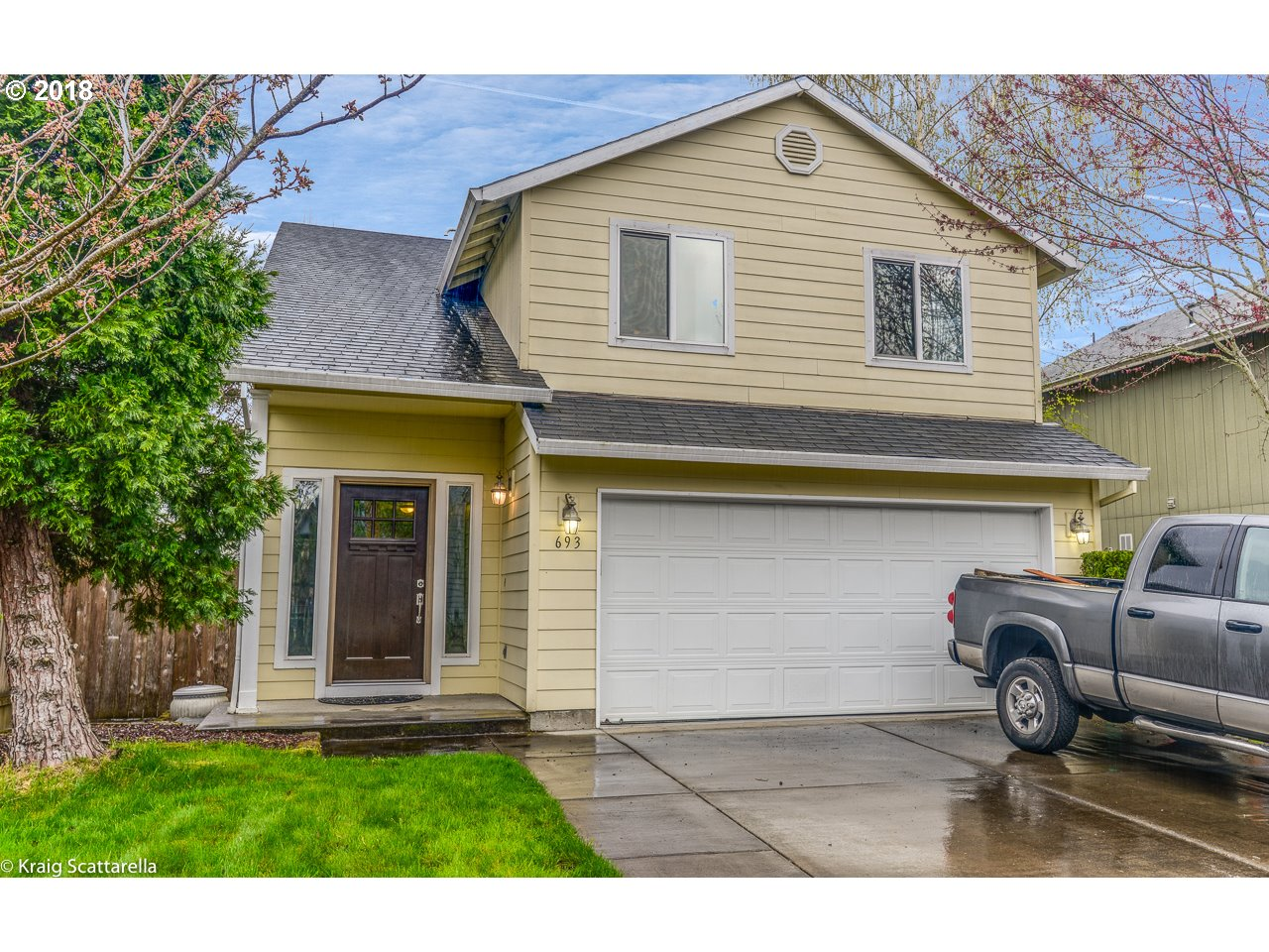 1634 sq. ft 3 bedrooms 2 bathrooms  House For Sale, Gresham, OR