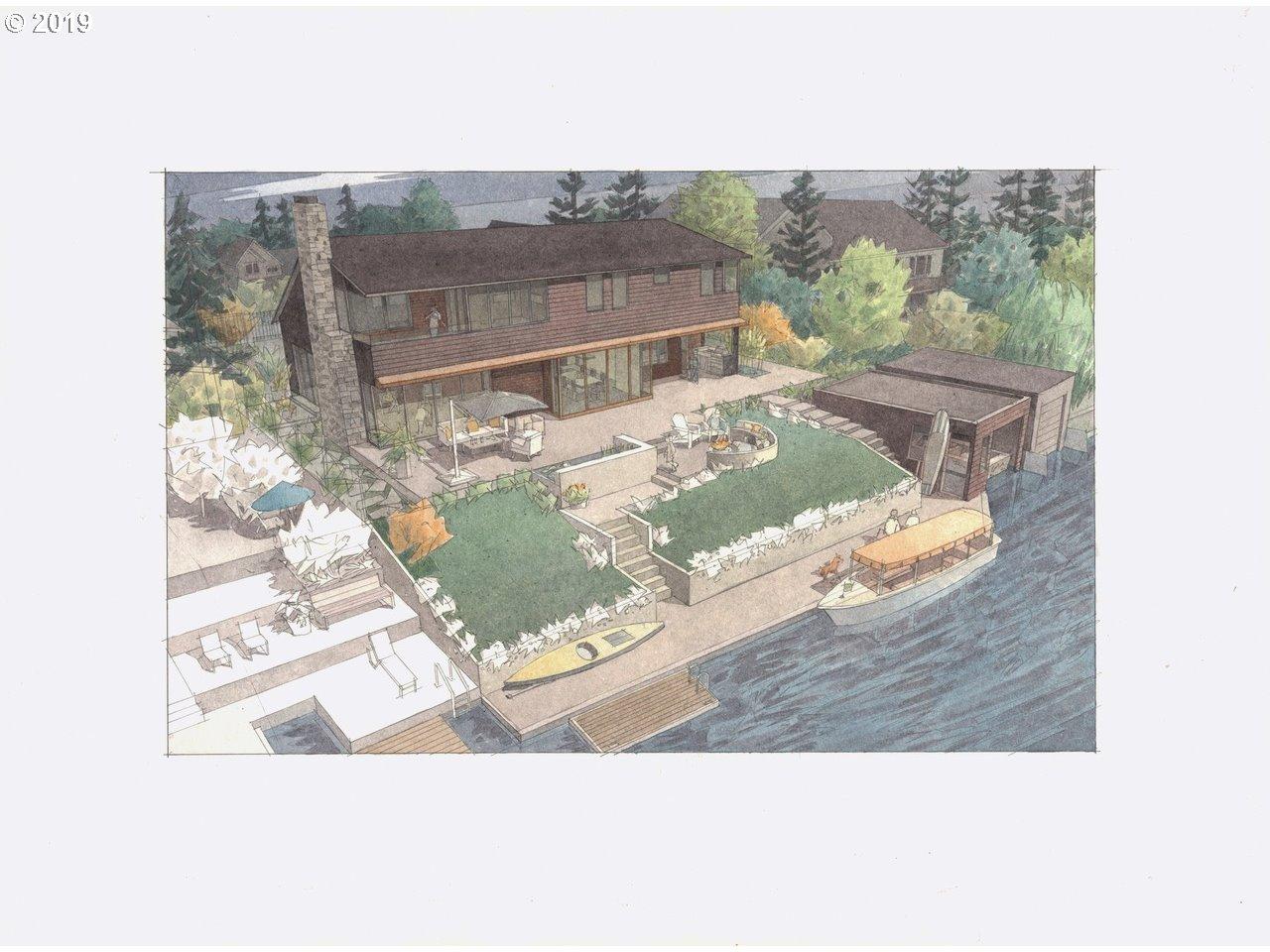 Photo of 16931 MAPLE CIR, Lake Oswego, OR 97034
