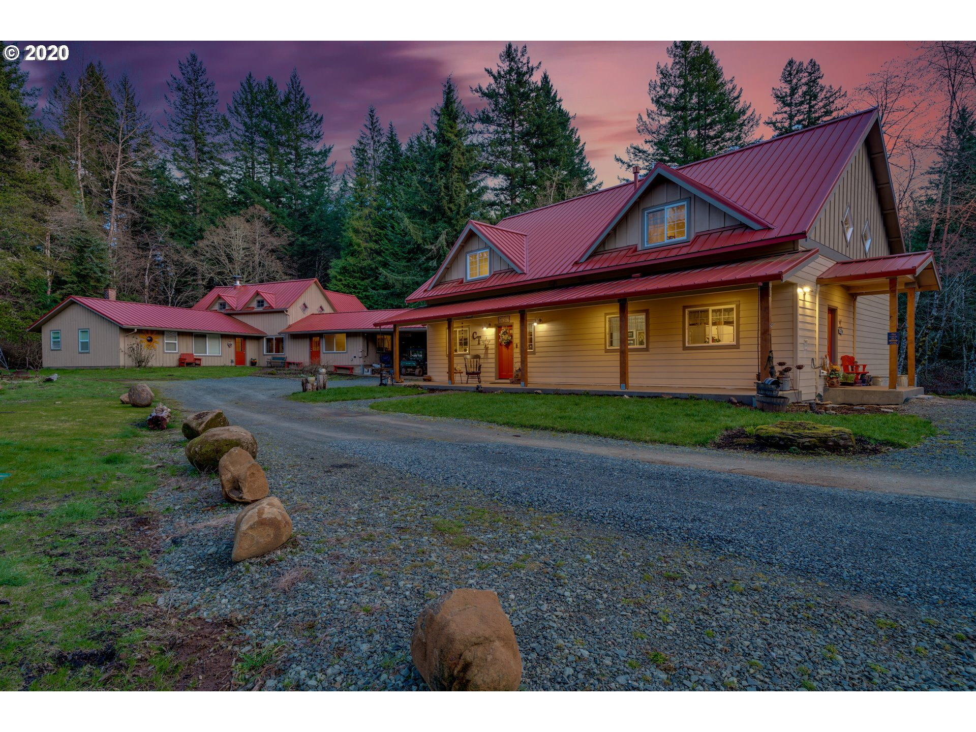 Photo of 28188 S COX RD, Colton, OR 97017