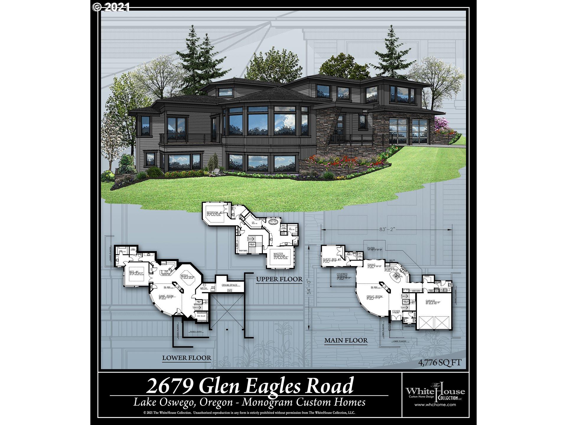 Photo of 2679 GLEN EAGLES RD, Lake Oswego, OR 97034