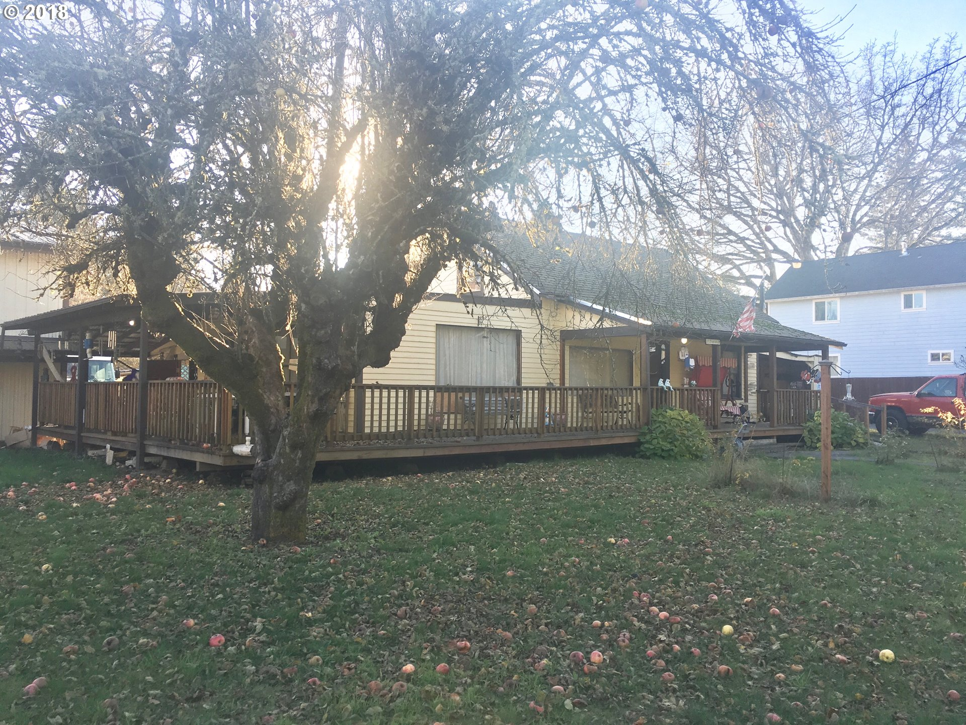 Hard-to-Find 2 Acre Property in Prime Central Beaverton Location! House could use TLC - Newer Furnace. RV Garage w/Water + Power. Desirable New Mountainside High School. Development Potential for Multiple Lots - Buyer to do their own due diligence. Blocks to Several Parks. Easy Access to Highway 217. So Much Potential! See ML# 18302321 for Lots/Land Listing!