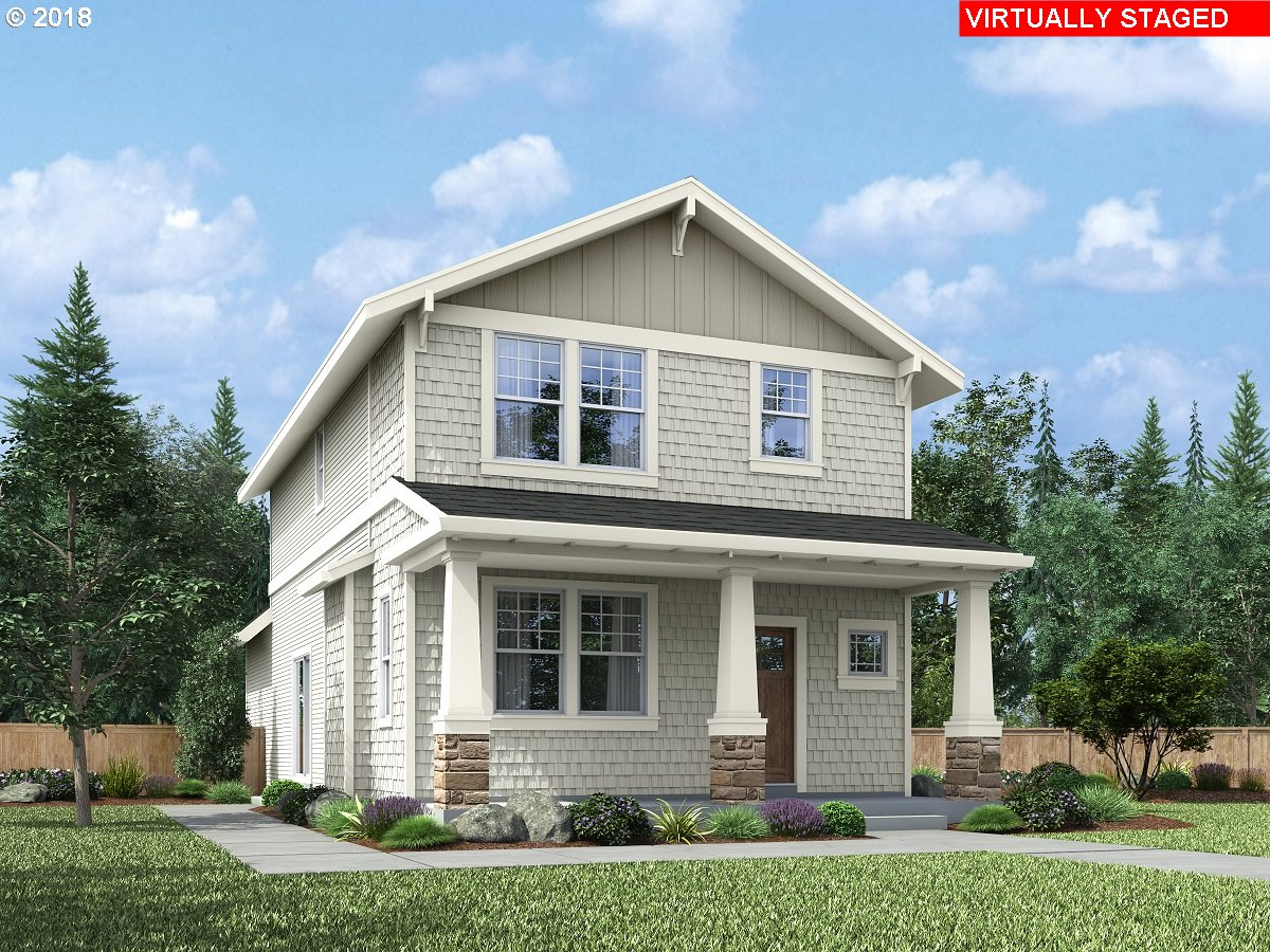 Brand New Master Planned Community!  Gourmet kitchen with granite bar-top, hardwood floors in kitchen & stainless appliances. Large Master suite with walk-in closet.  3 Year Builder Warranty.  Pictures are of former model home.  Brand new finish options.  Exteriors will vary with English, French or American.