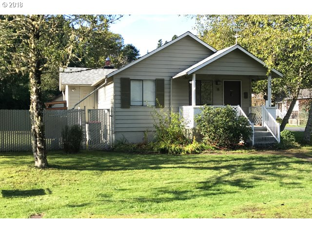 Photo of 596 N Larch ST Cannon Beach OR 97110