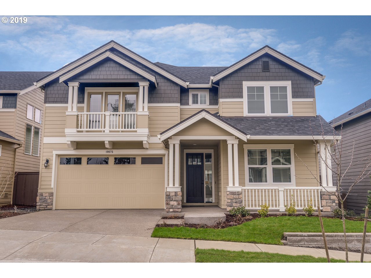 Come see the Mt Hood Views from Westmont! The bright & open Newberry plan features formal dining, living room, large great room w/ fireplace. Gourmet kitchen w/ SS appliances, quartz counter tops, & butlers pantry. Bonus den on the main perfect for an office. Master suite w/ tray ceilings, walk in closet, spa like bath w/ soaking tub. Still time to select finishes. Sales office open 10-6 daily. Pictures of like home & finishes may vary.