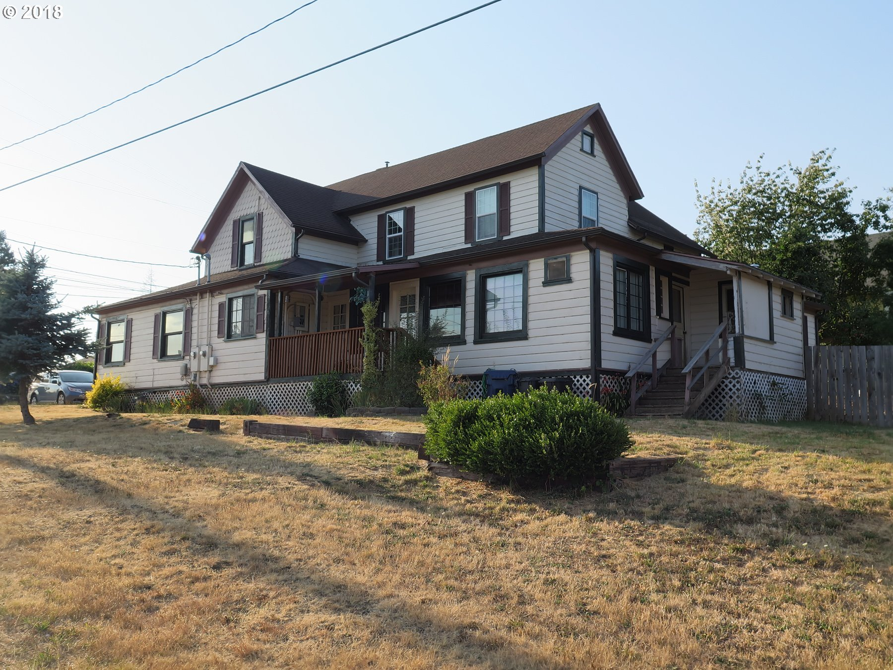 Photo of 626 N COLLIER ST Coquille OR 97423