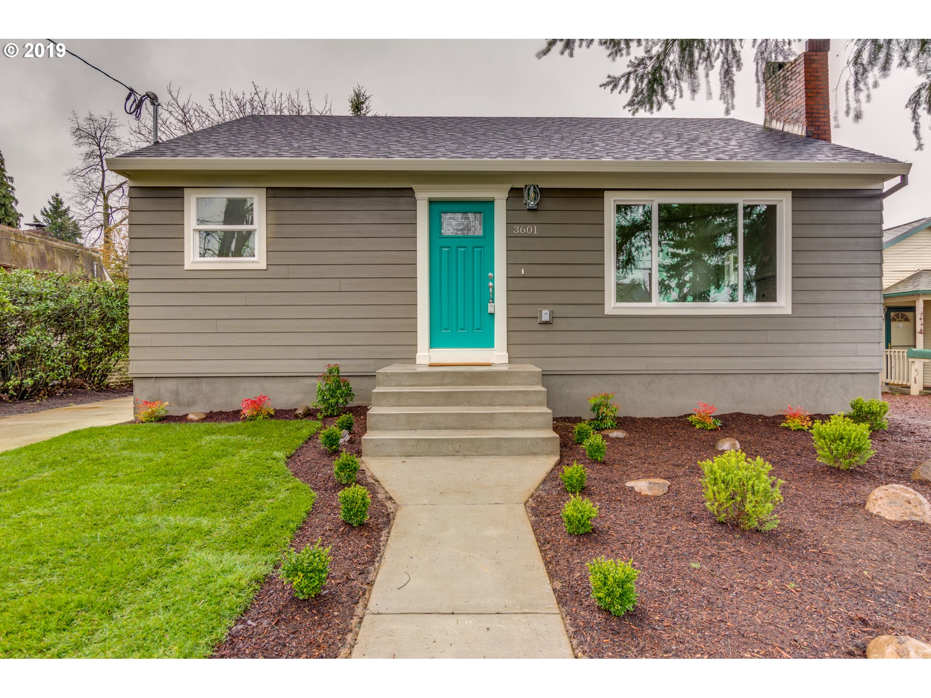 Welcome to a cute Cape Cod in Portland's desirable Roseway neighborhood. Professionally remodeled, this home allows you to move in and spend your time on personal pleasures, not home projects. Each floor includes at least one bedroom, bathroom and living area, giving you considerable flexibility of use and lifestyle.  Plant a garden or set up room to play in the big back yard and enjoy easy living.