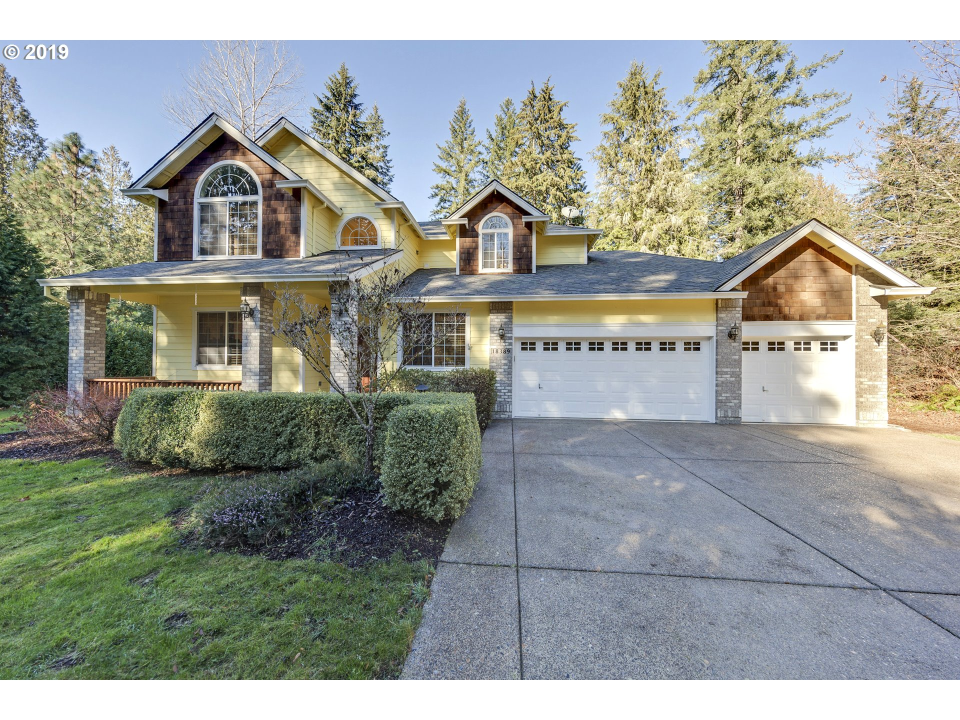 Photo of 18389 S WINNIFRED AVE Molalla OR 97038
