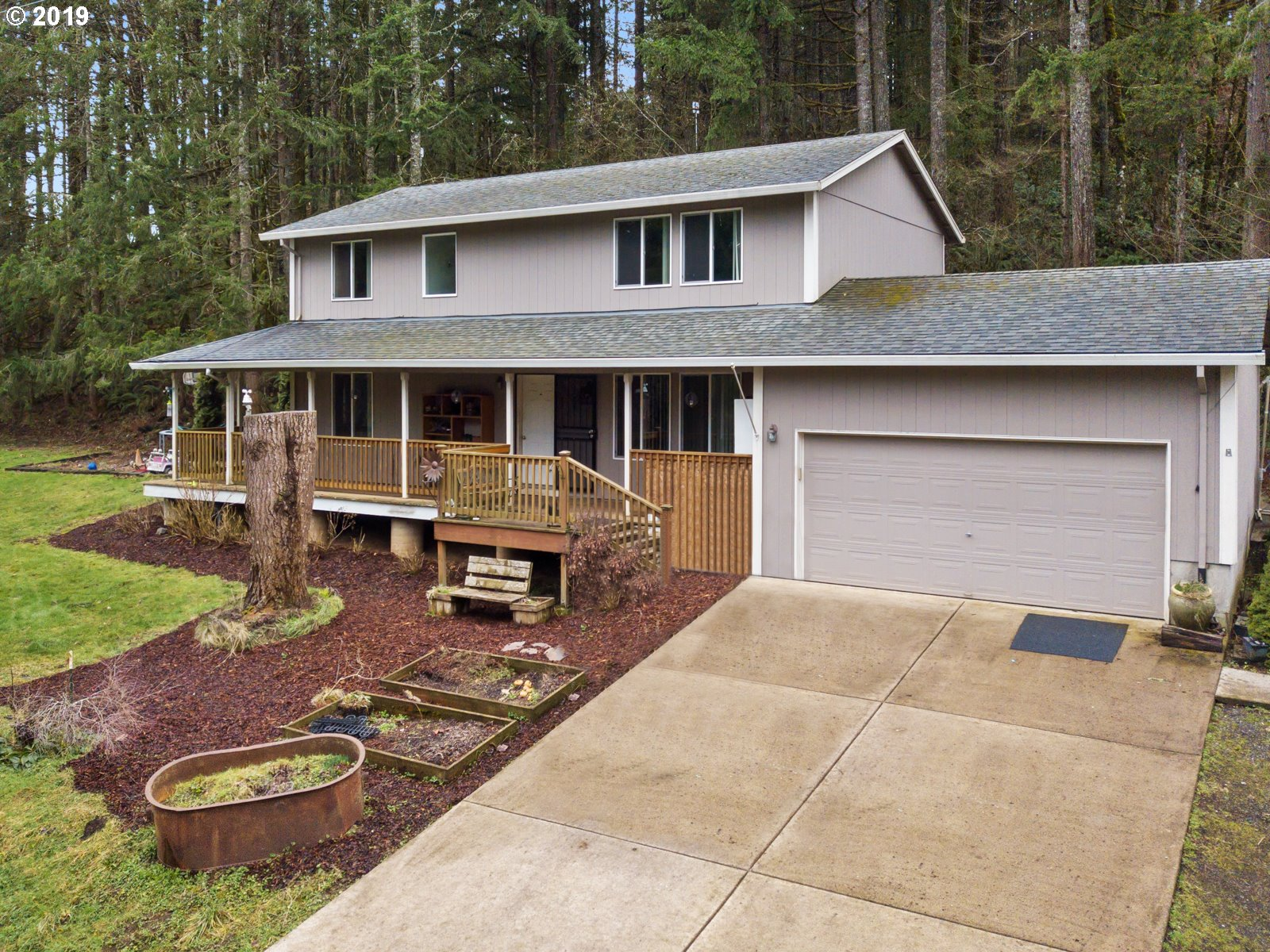 Photo of 37993 S HARDY RD Molalla OR 97038