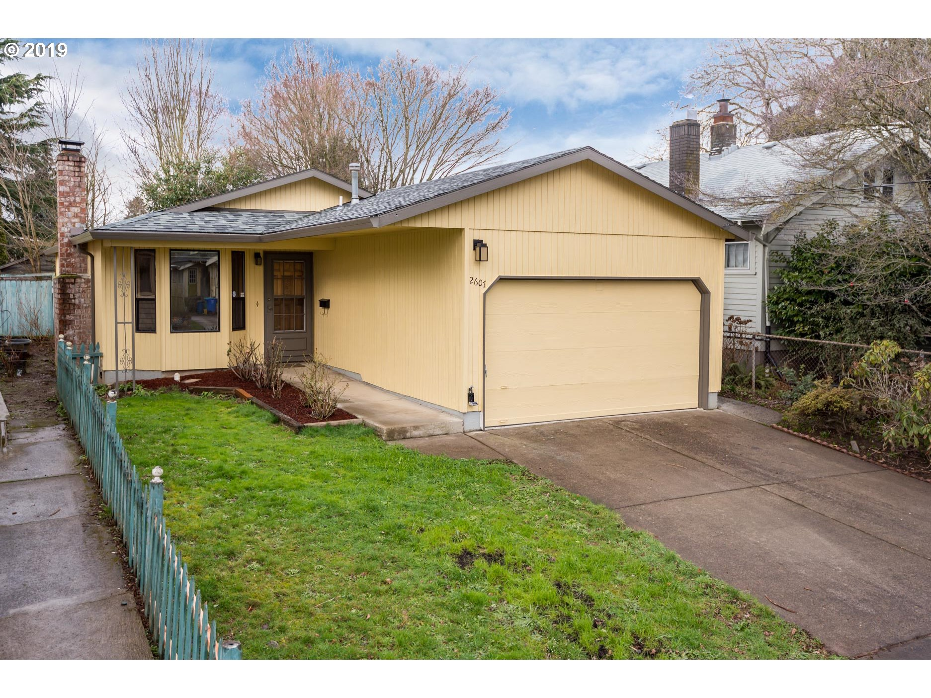 Photo of 2607 SE 35TH AVE Portland OR 97202