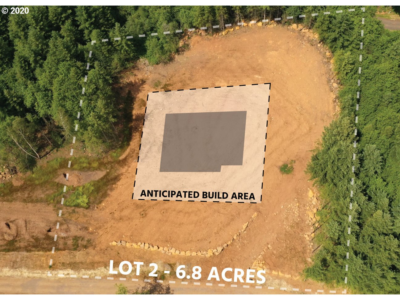 Photo of 0 NE 292nd AVE Lot 2