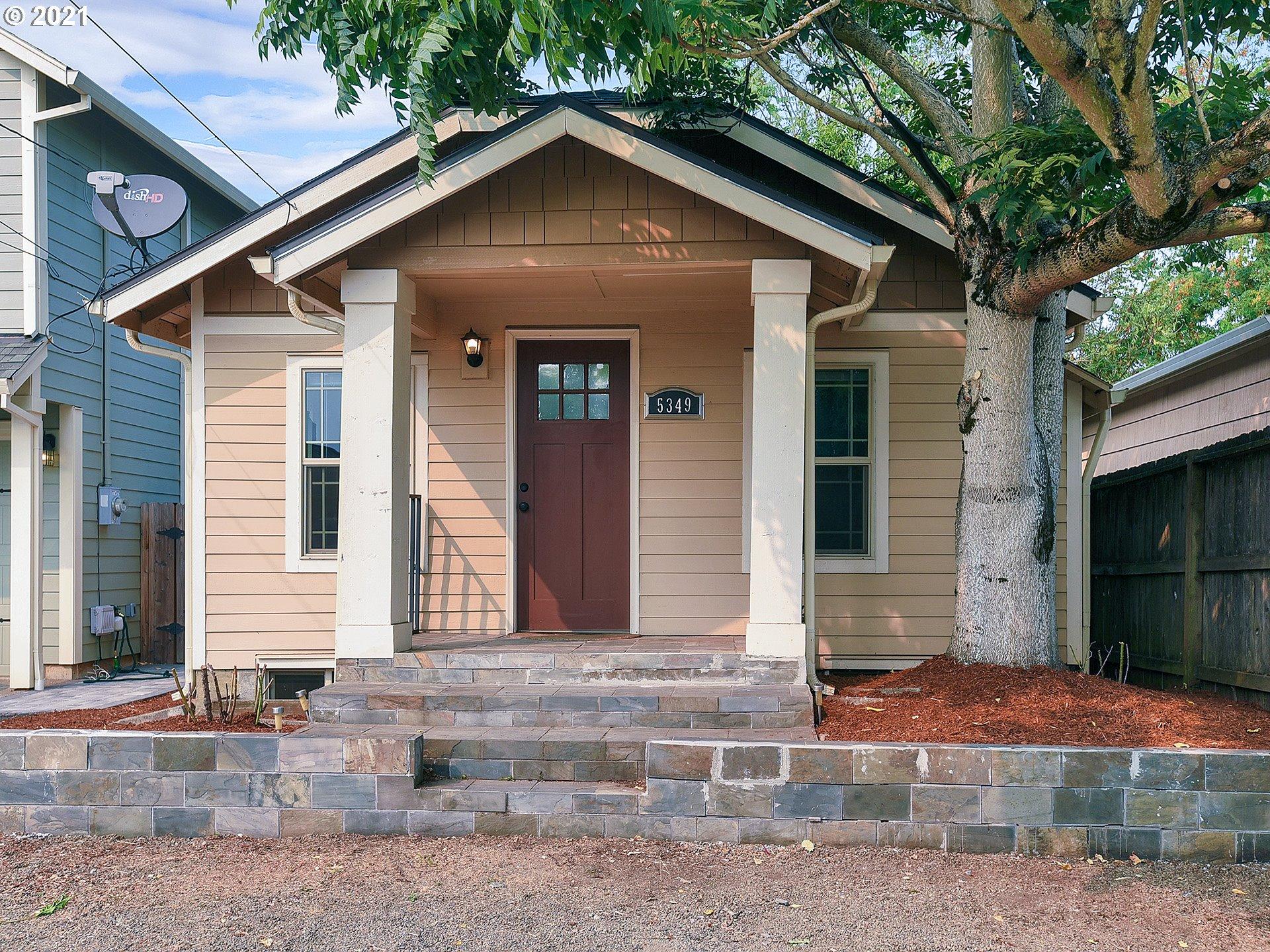 5349 SE LAMBERT ST, Portland OR 97206