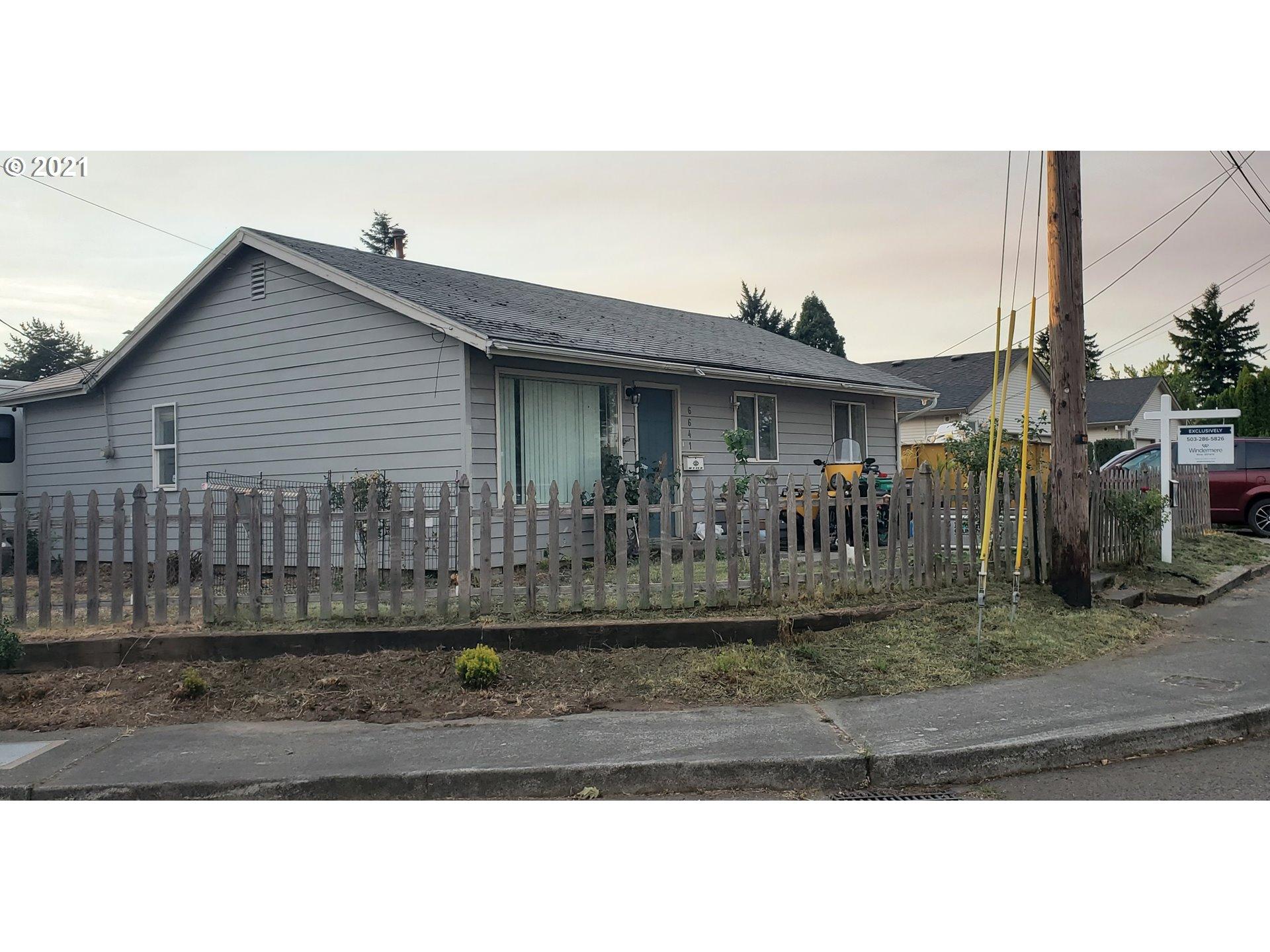 6641 SE 97TH AVE, Portland OR 97266