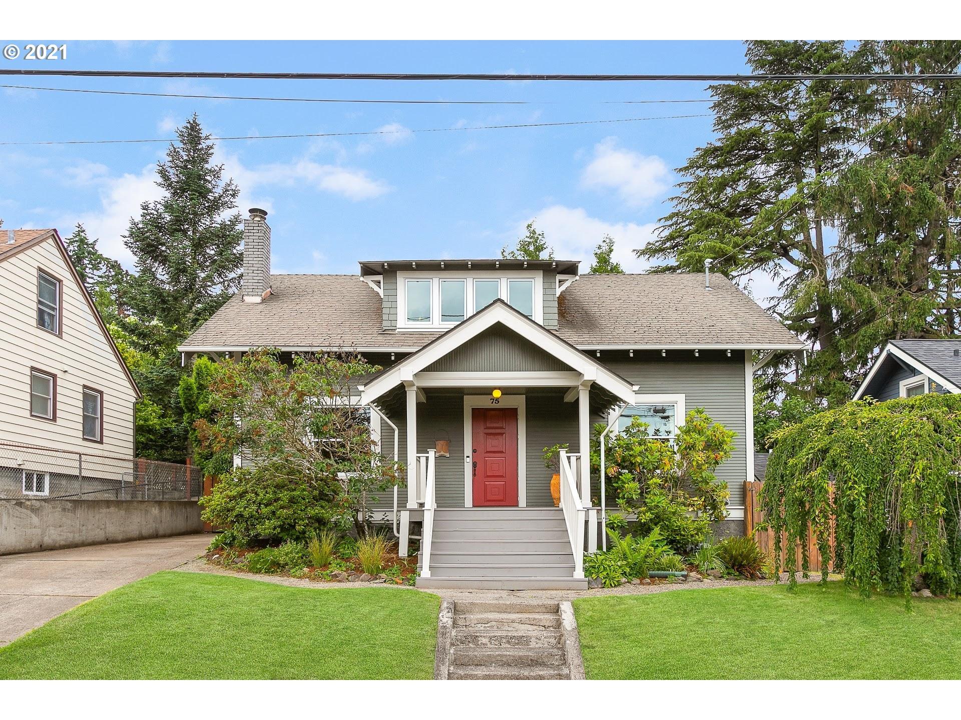 75 SE 72ND AVE, Portland OR 97215