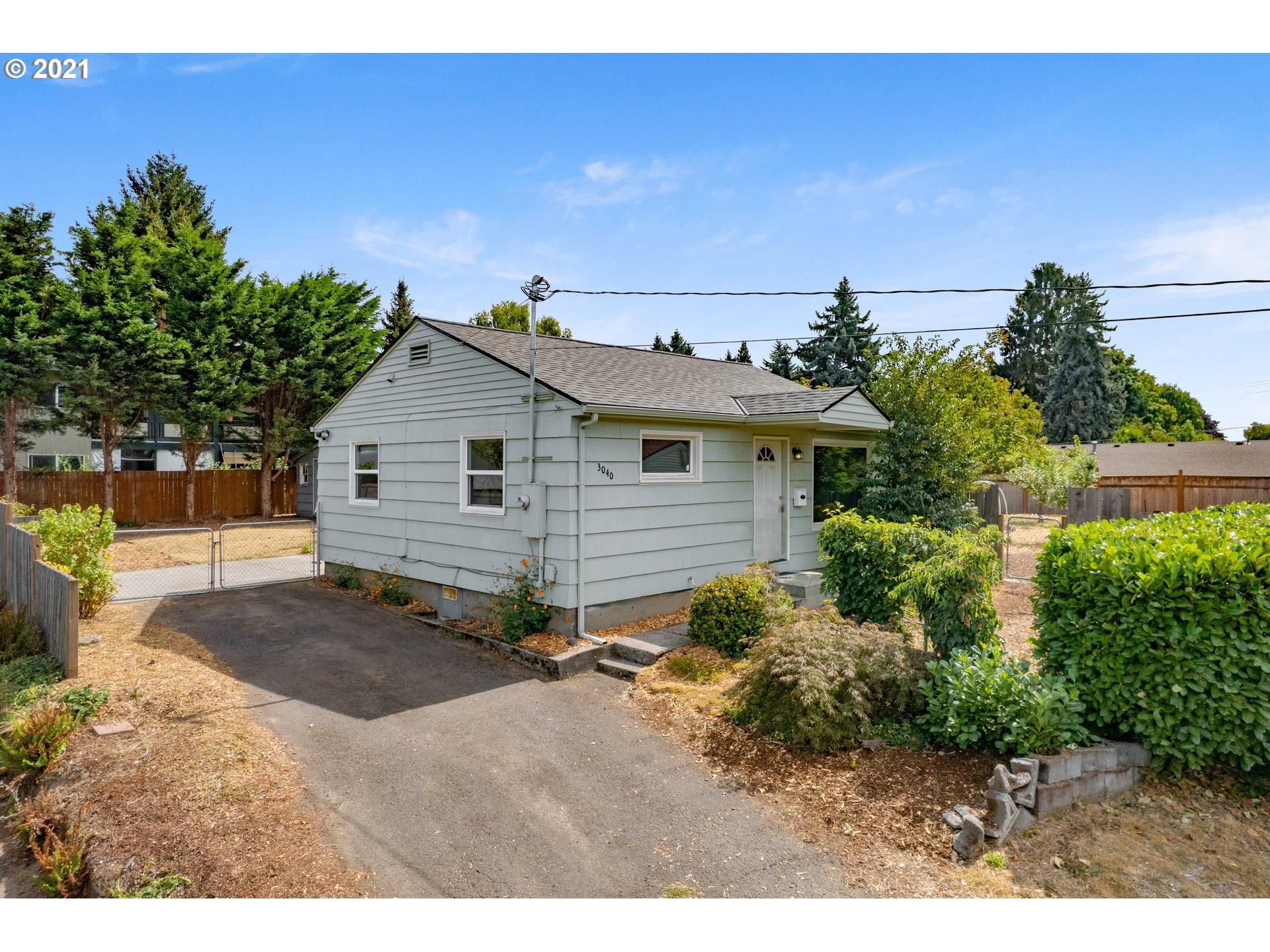 3040 NE 103RD PL, Portland OR 97220