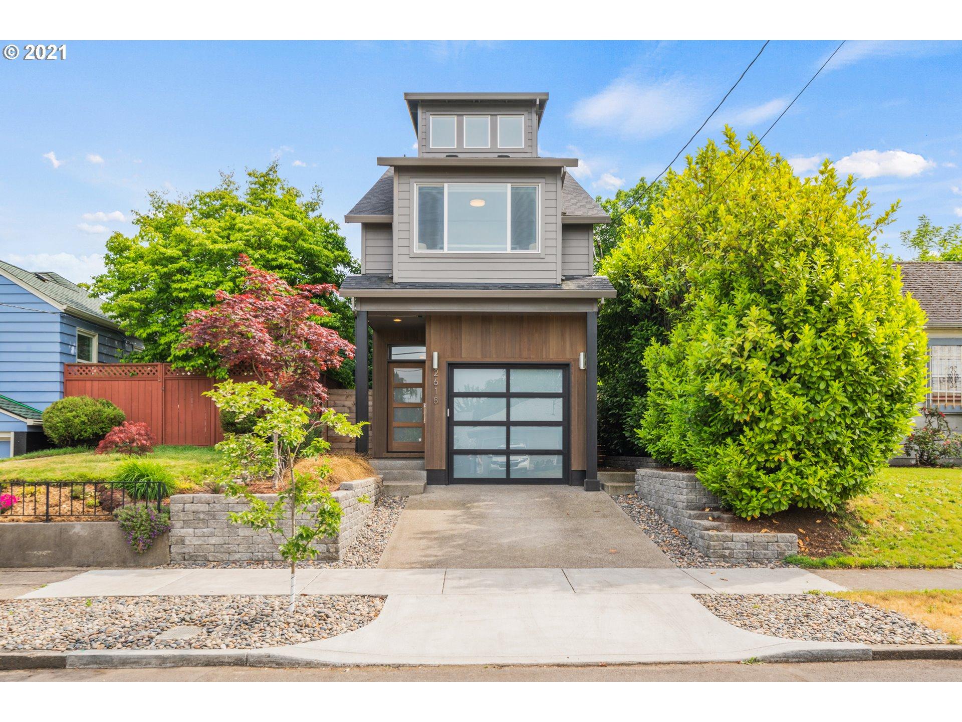 2618 N BALDWIN ST, Portland OR 97217