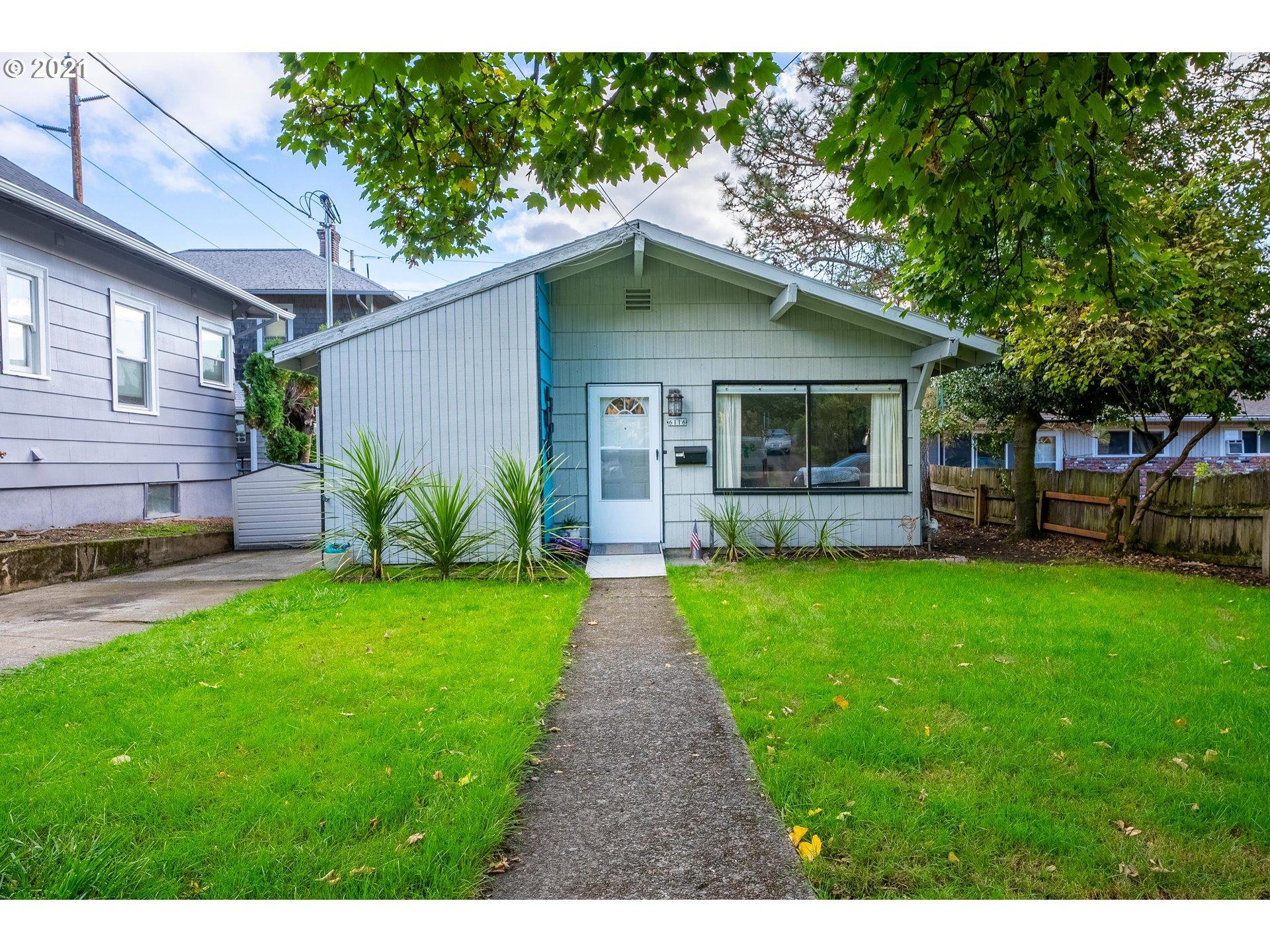6116 S HOOD AVE, Portland OR 97239
