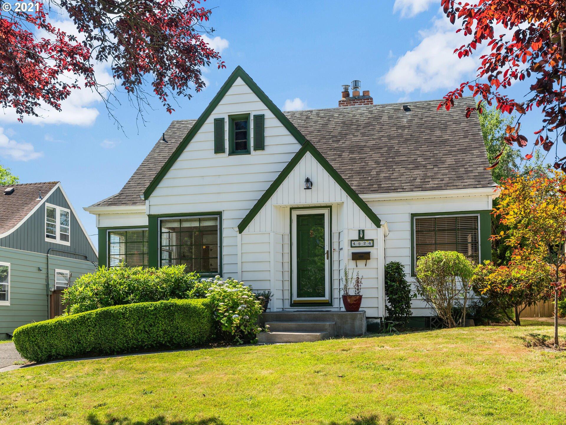 4526 NE OREGON ST, Portland OR 97213