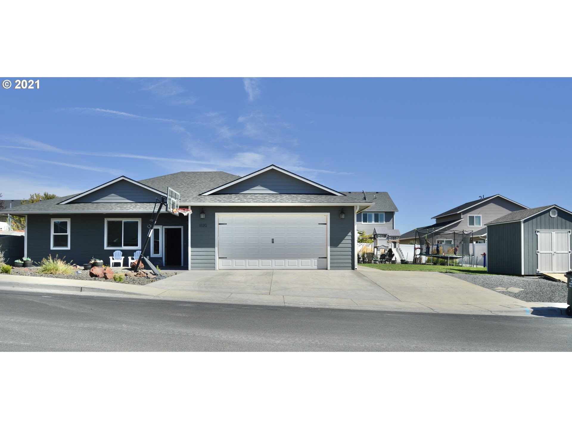 1820 SW 2ND ST, Pendleton OR 97801