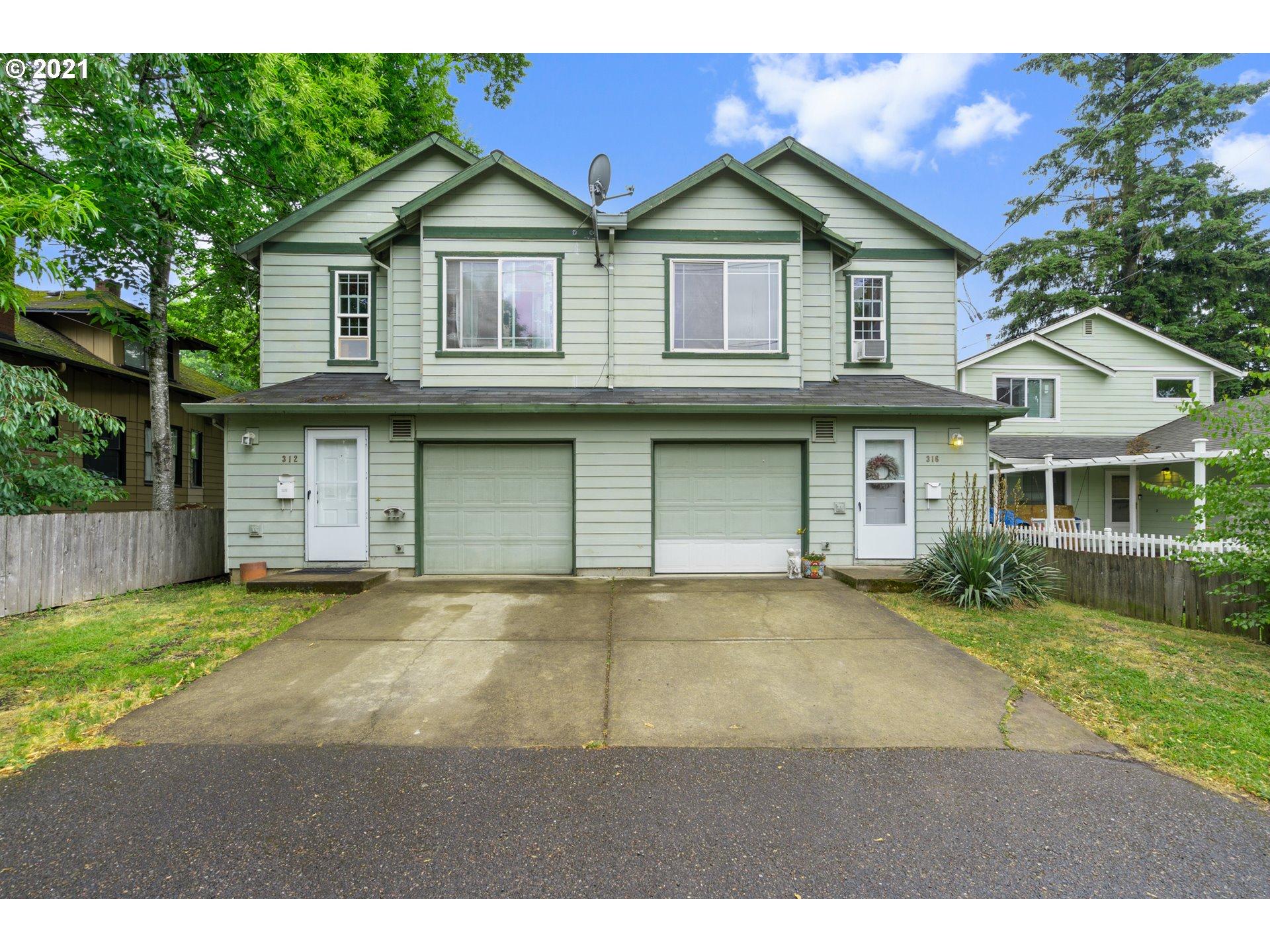 312/316 SE 88TH AVE, Portland OR 97216
