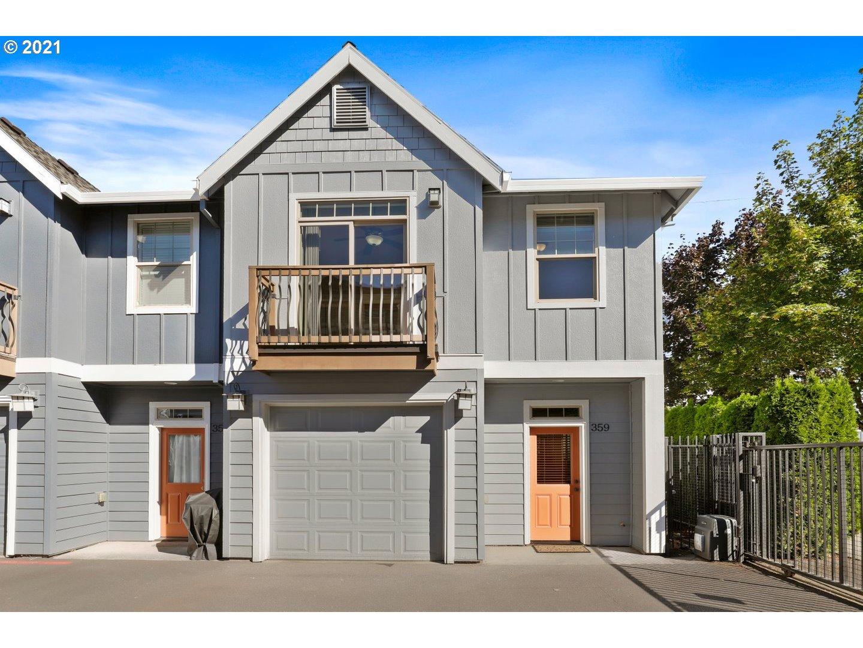 359 NE BRYANT ST, Portland OR 97211