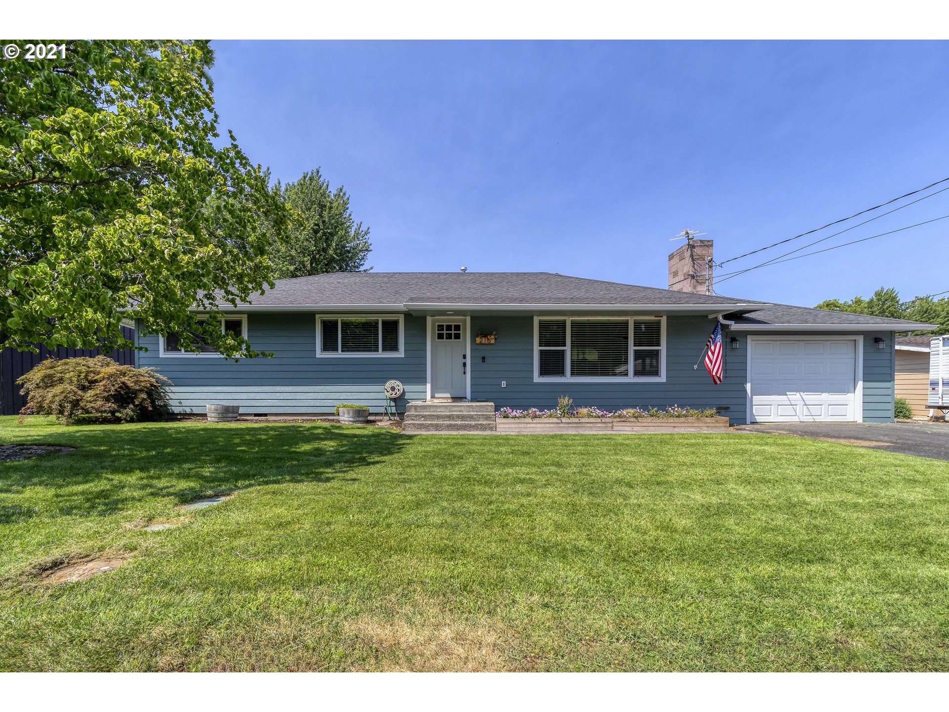 216 PARKVIEW ST, Milton-freewater OR 97862